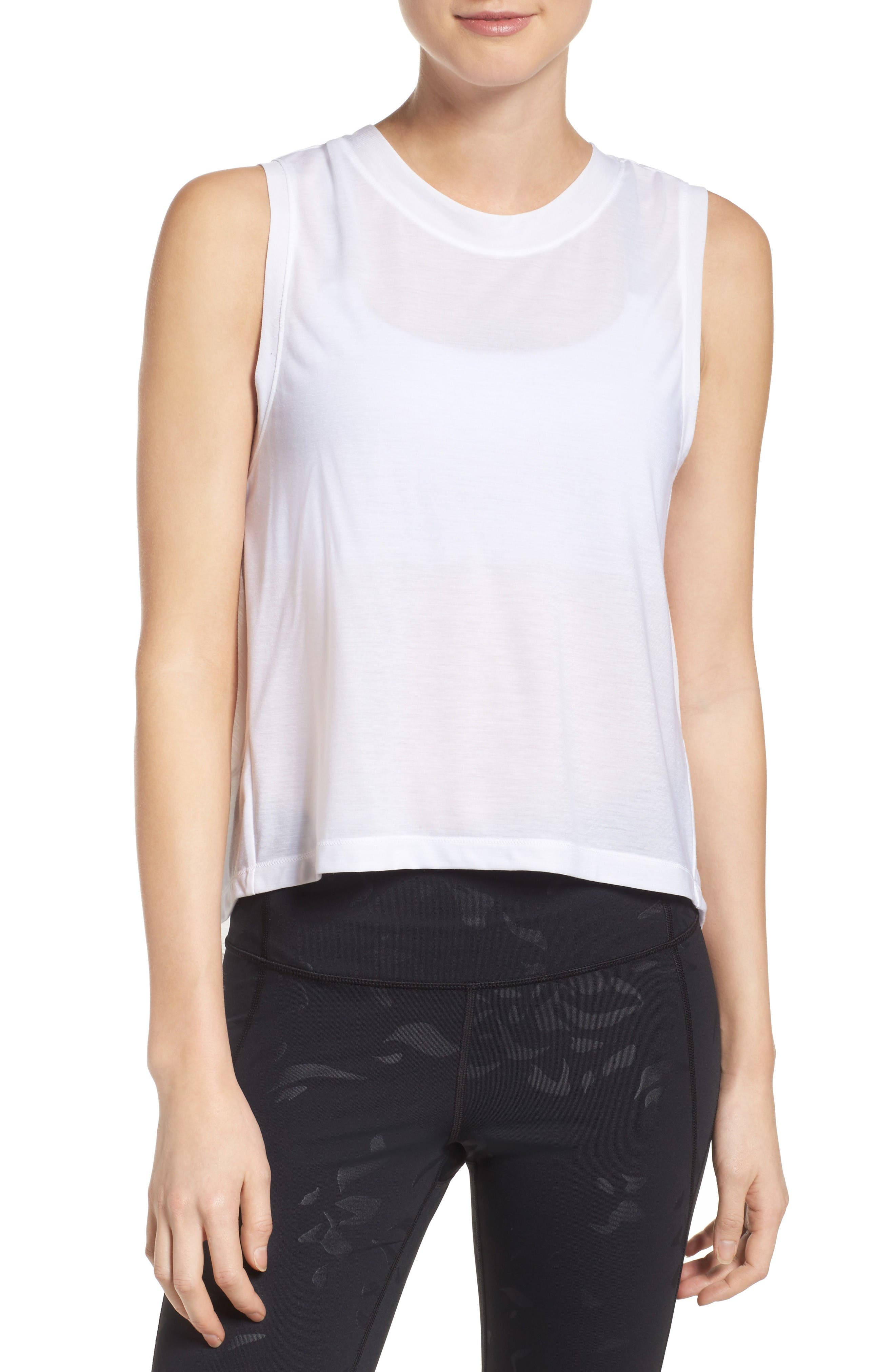Under Armour Breathe Muscle Tee