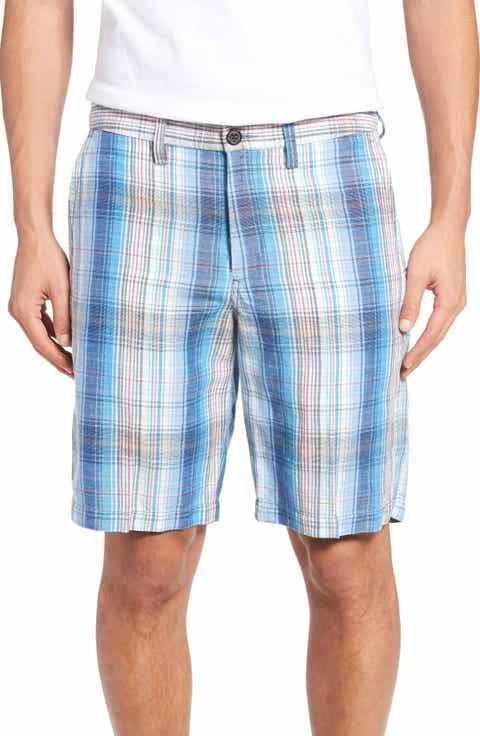 Tommy Bahama Corfu Plaid Shorts