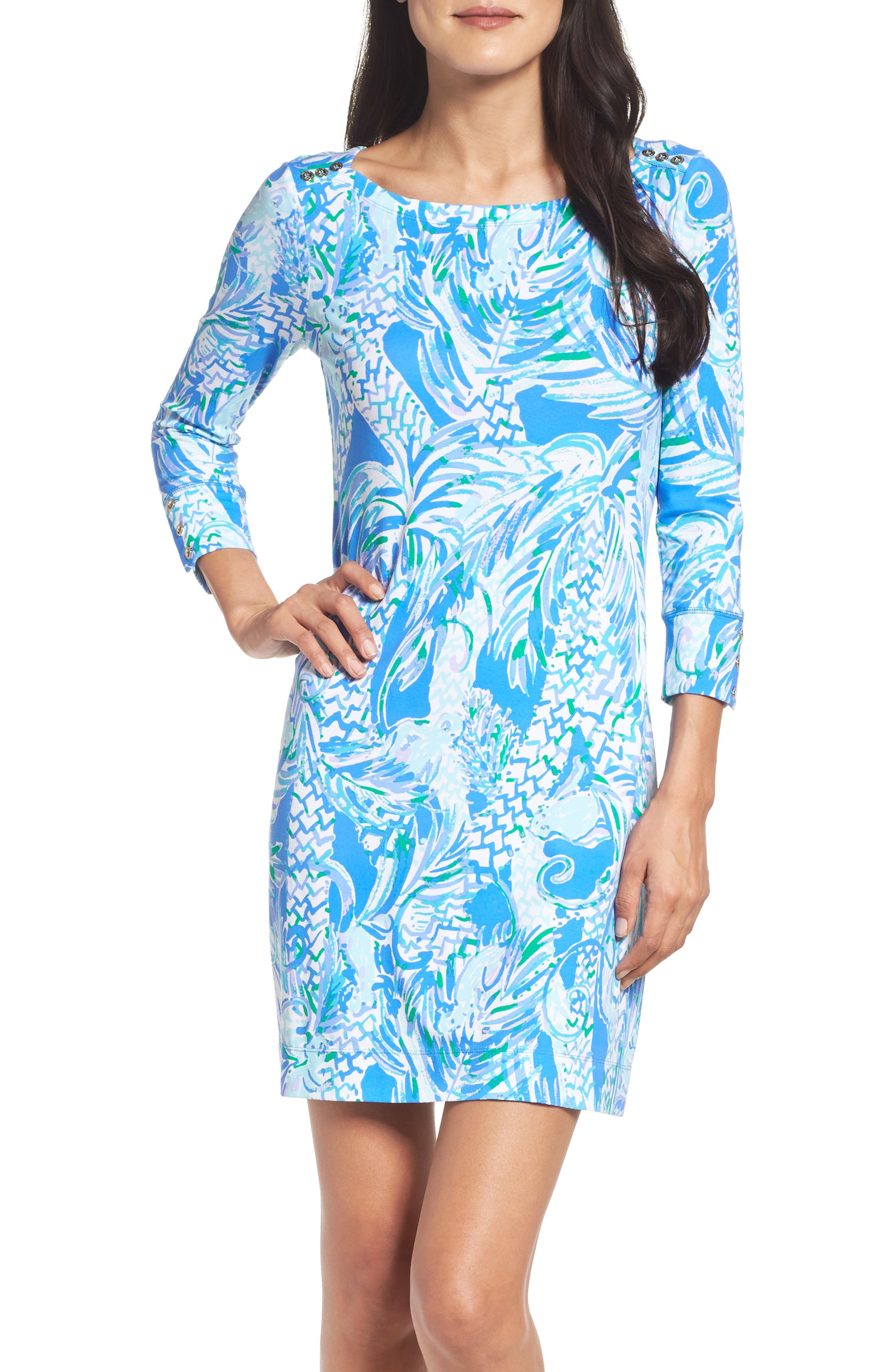 Alternate Image 1 Selected - Lilly Pulitzer® Sophie UPF 50+ Dress