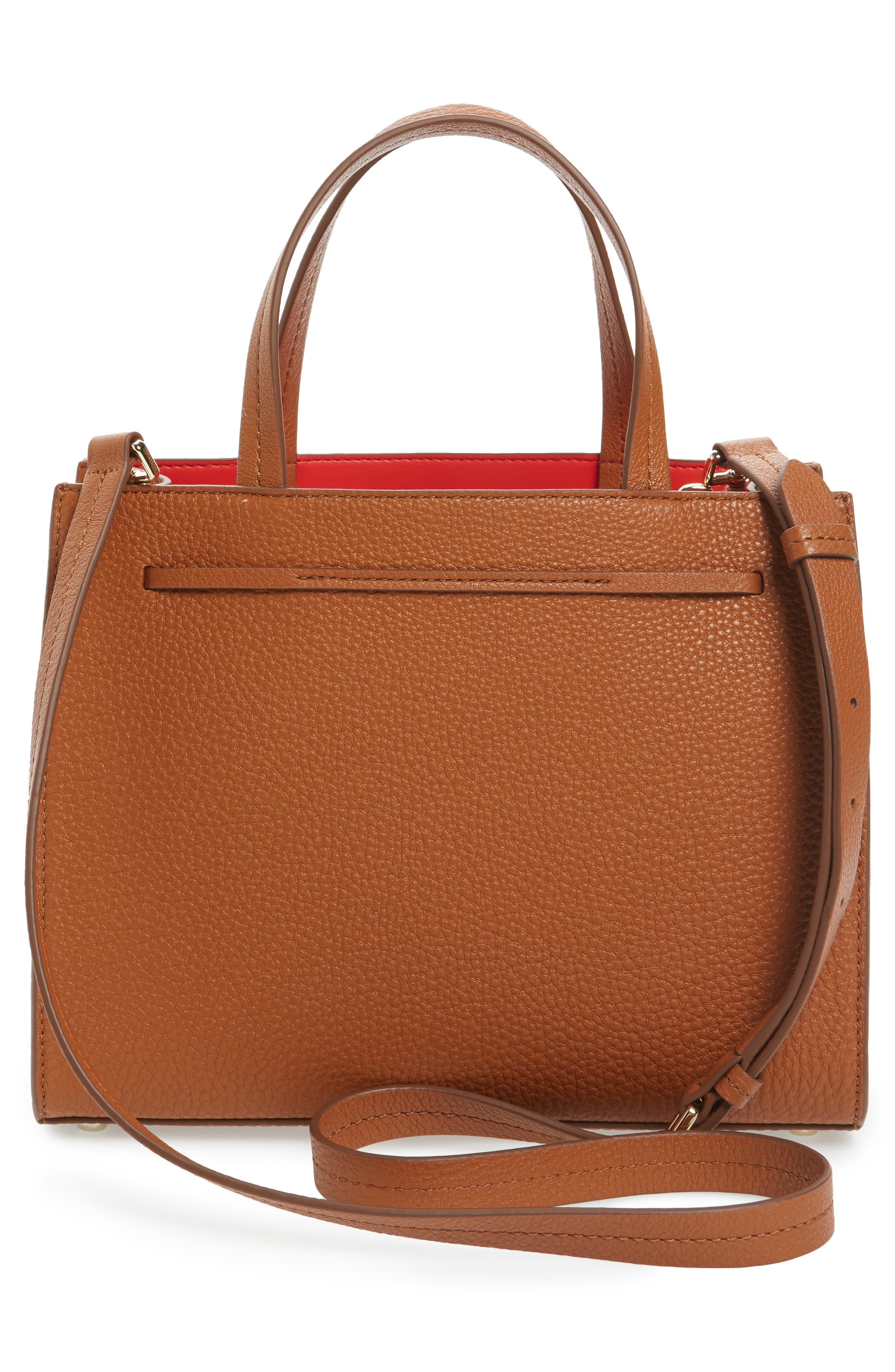 Alternate Image 3  - kate spade new york hayes street small isobel leather satchel