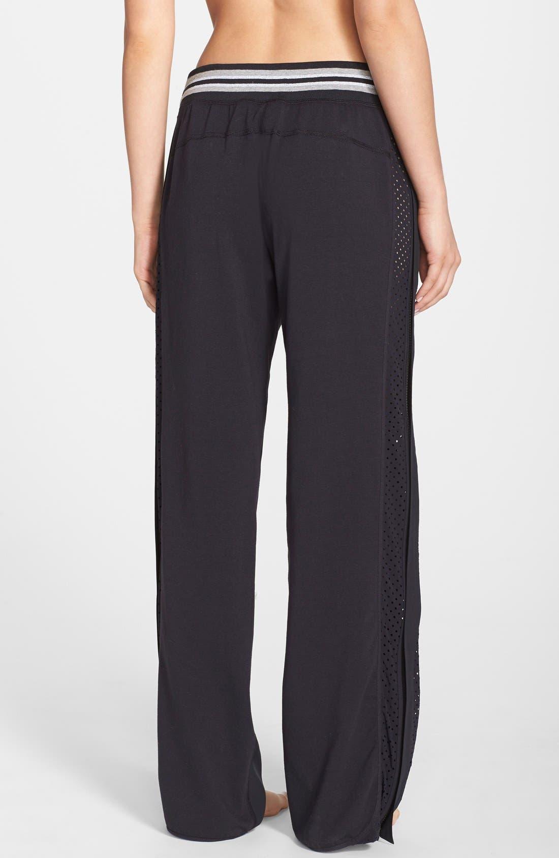 Alternate Image 2  - Zella Side Zip Track Pants