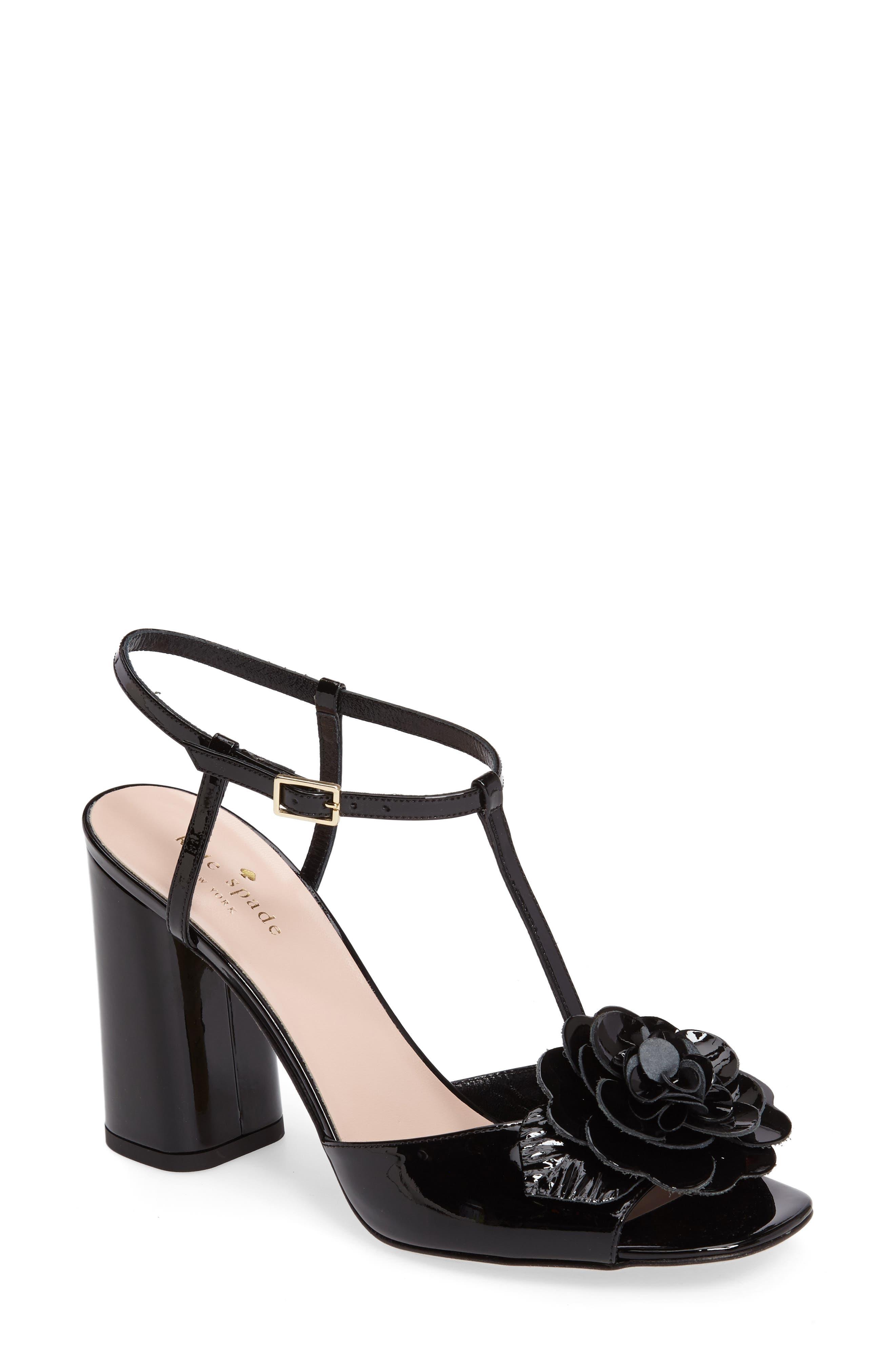 KATE SPADE NEW YORK charlton flower sandal