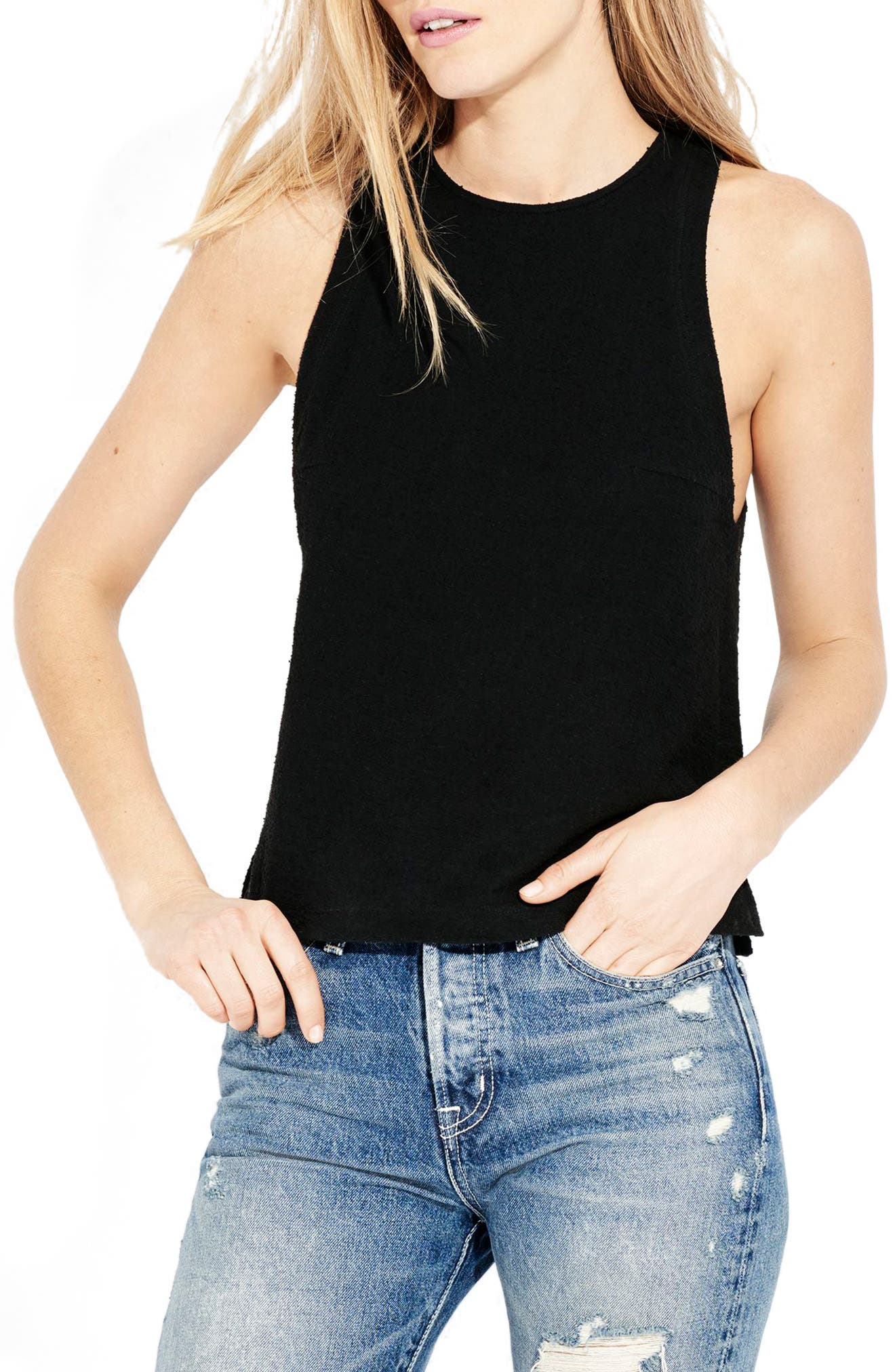 AYR The Razor Cotton Tank