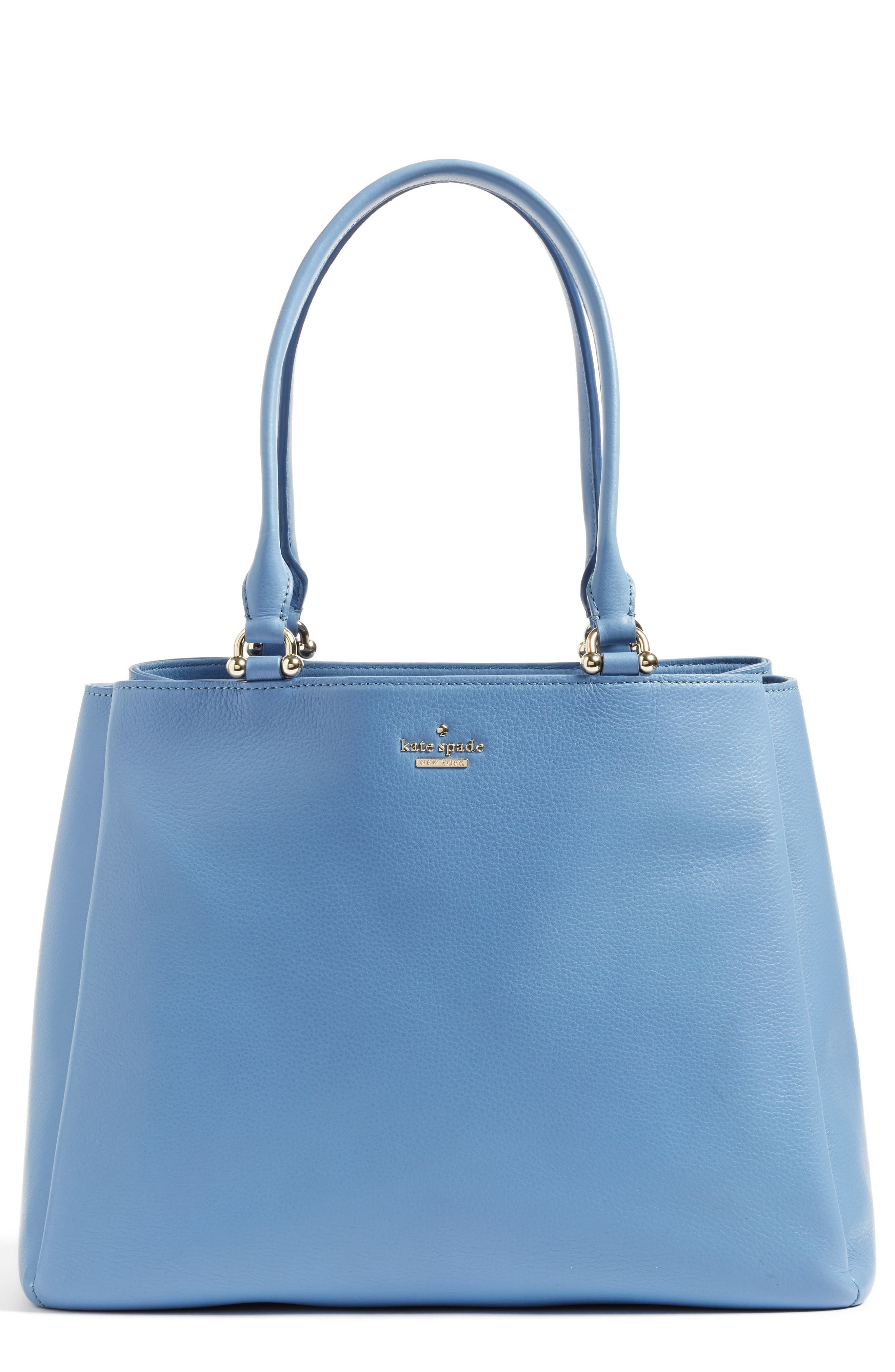 kate spade new york lombard street neve leather tote