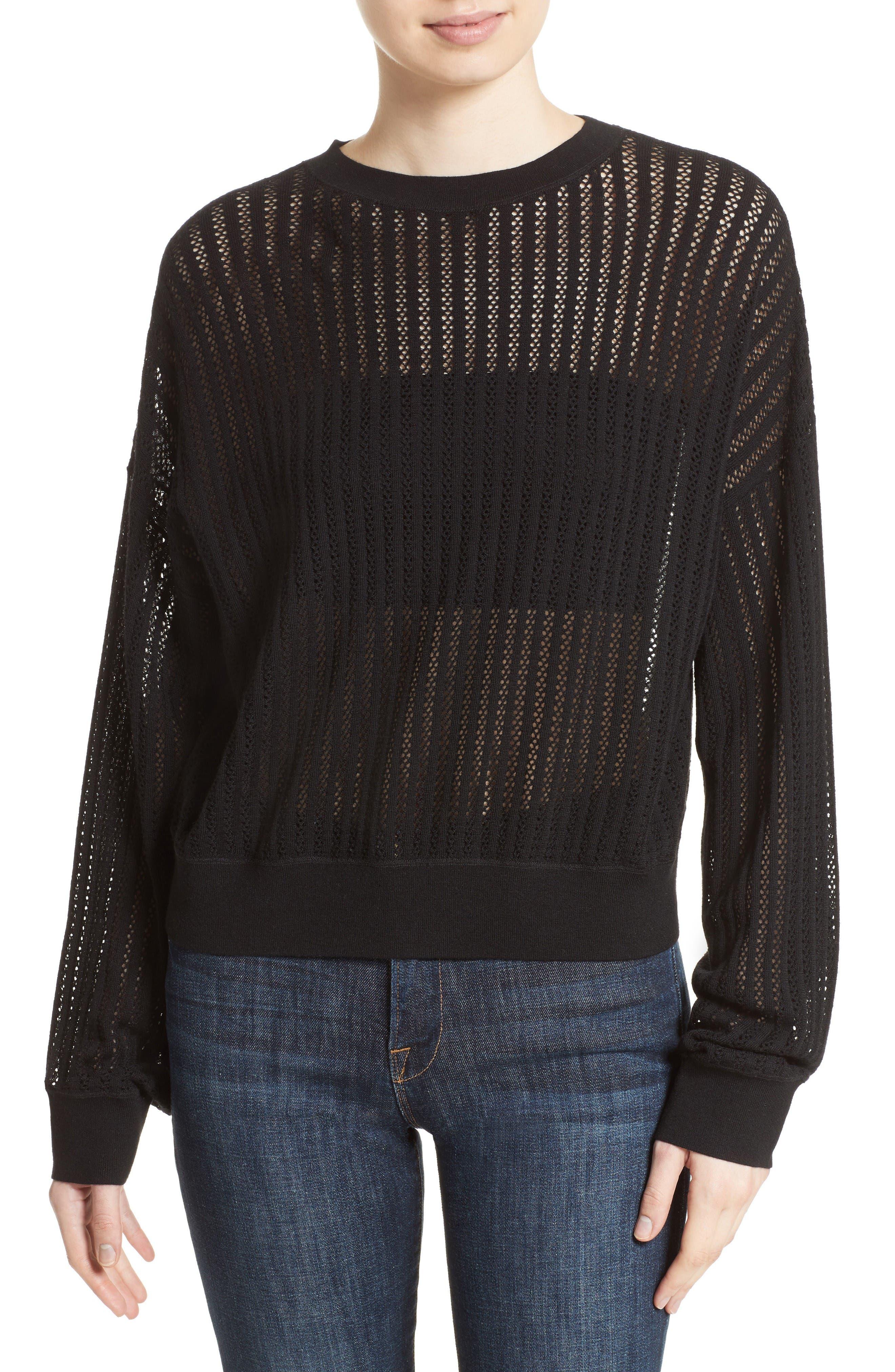 Theory Verlina B Refine Merino Wool Sweater