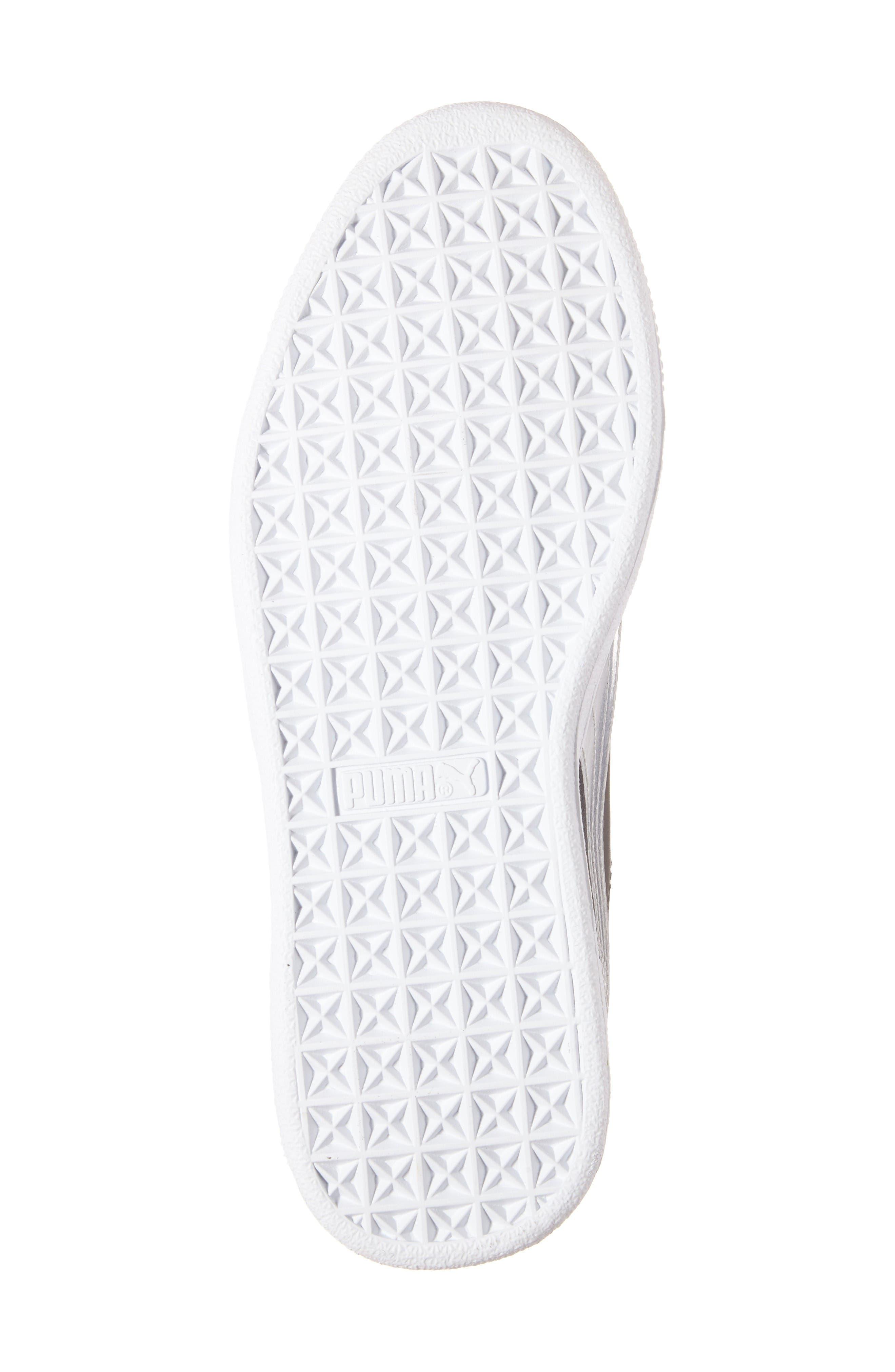 Alternate Image 6  - PUMA Basket Heart Sneaker