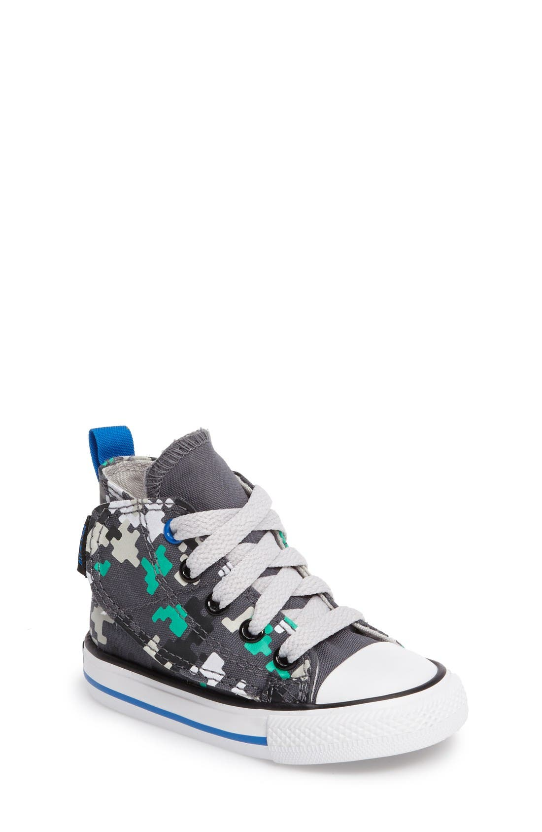 Converse Chuck Taylor® All Star® 'Simple Step' High Top Sneaker (Baby, Walker & Toddler)