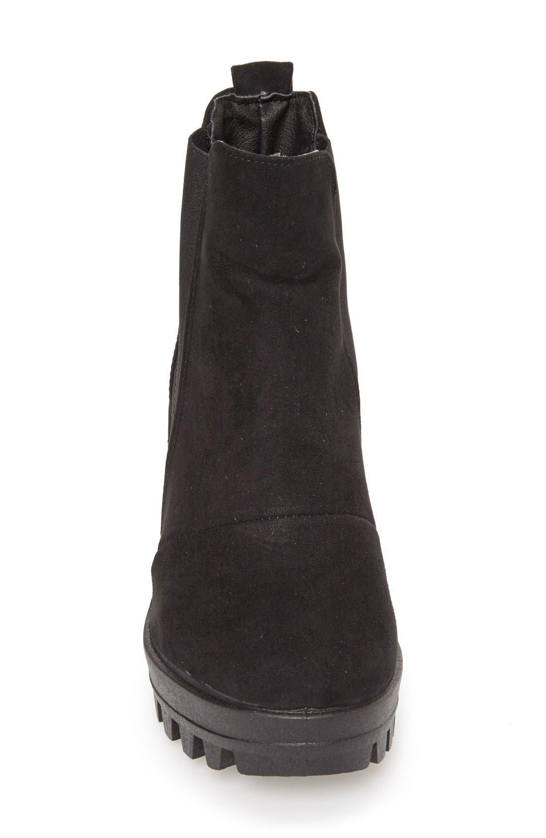 Alternate Image 3  - Topshop 'Bobby' Chelsea Boot (Women)