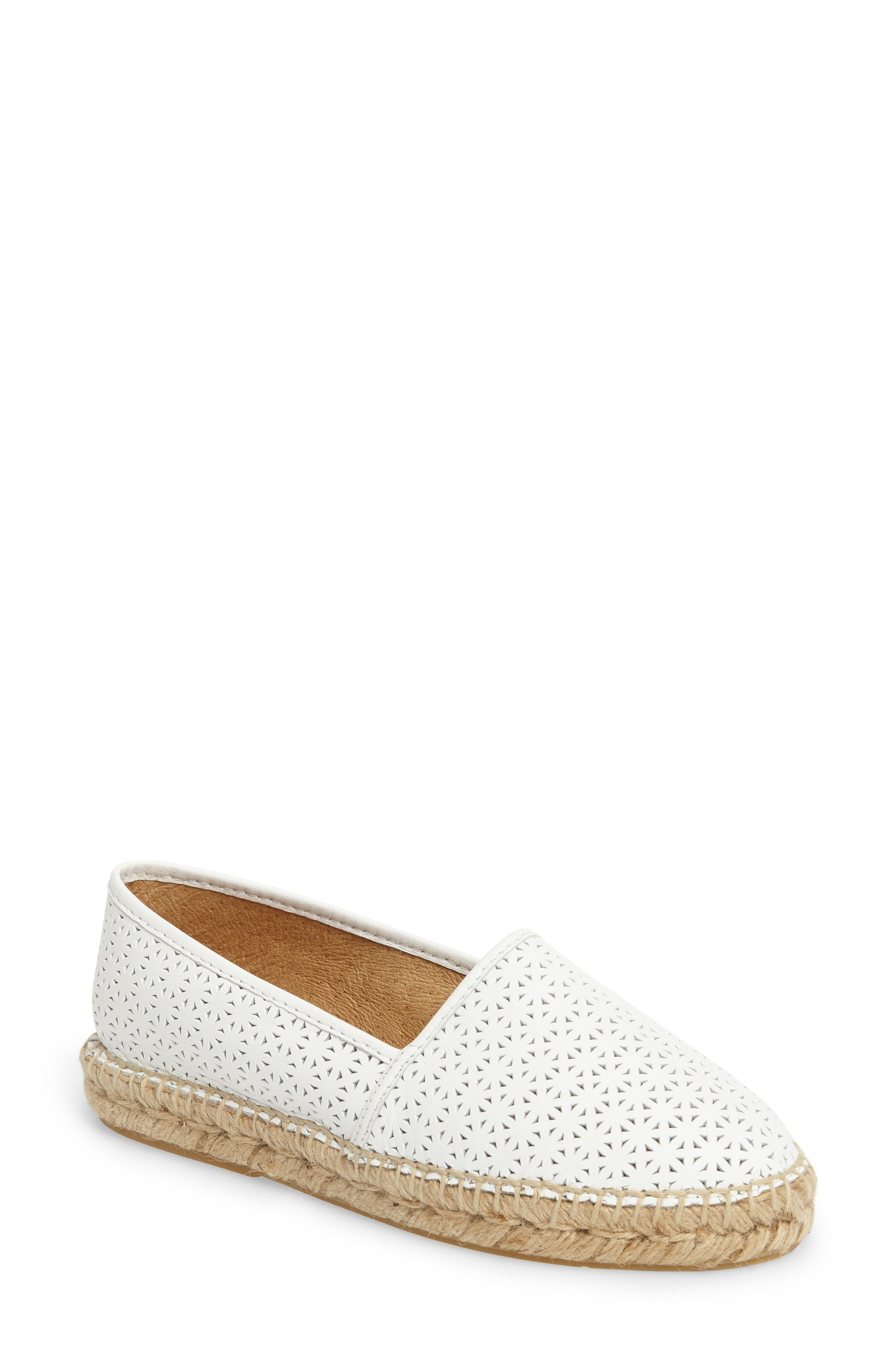 patricia green Anna Perforated Espadrille (Women)