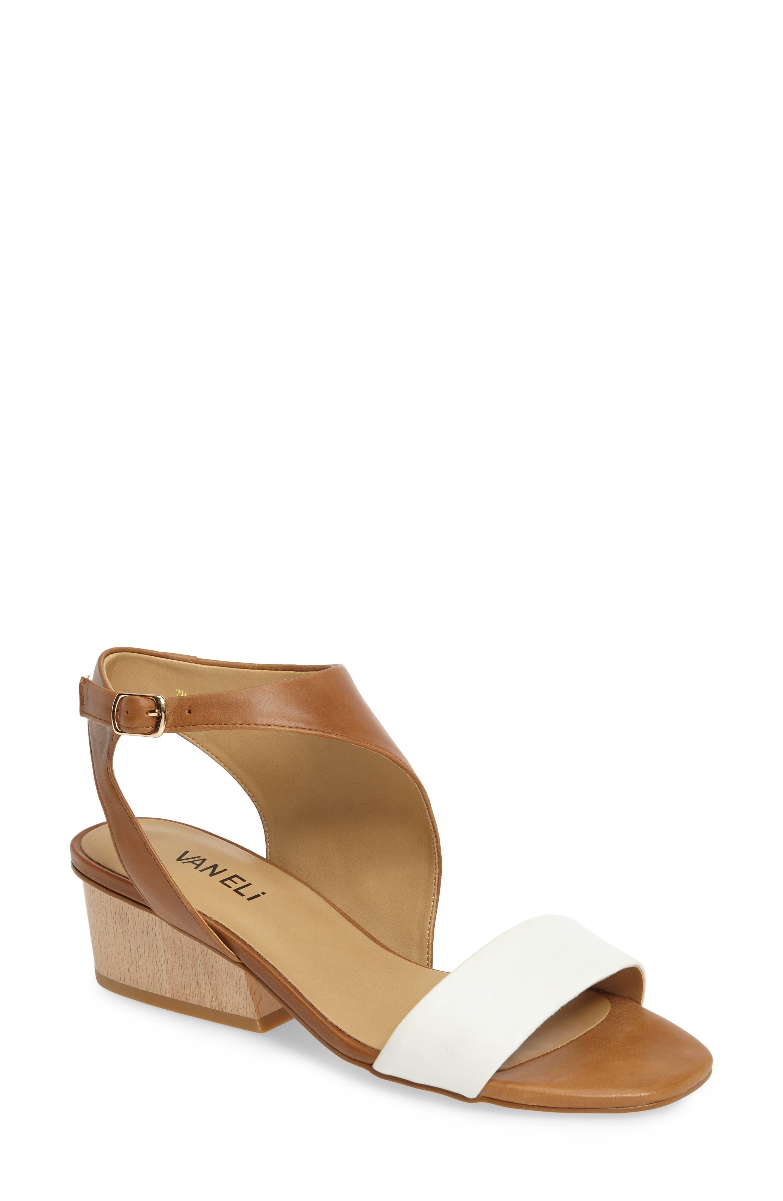 VANELi Cerelia Block Heel Sandal (Women)