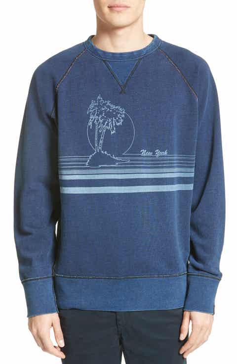 rag   bone Graphic Sweatshirt