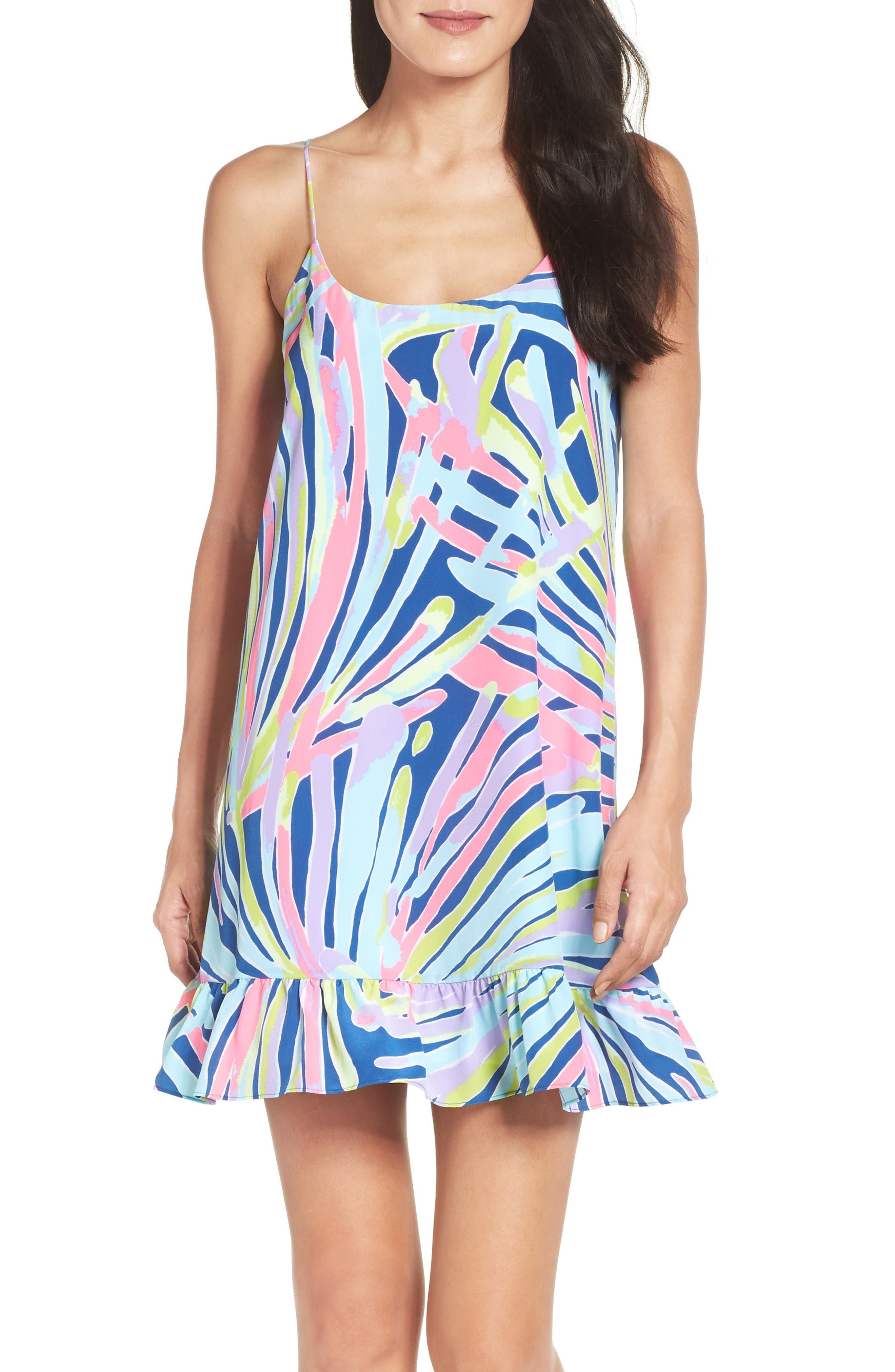 Alternate Image 4  - Lilly Pulitzer® Zanna Silk Slipdress