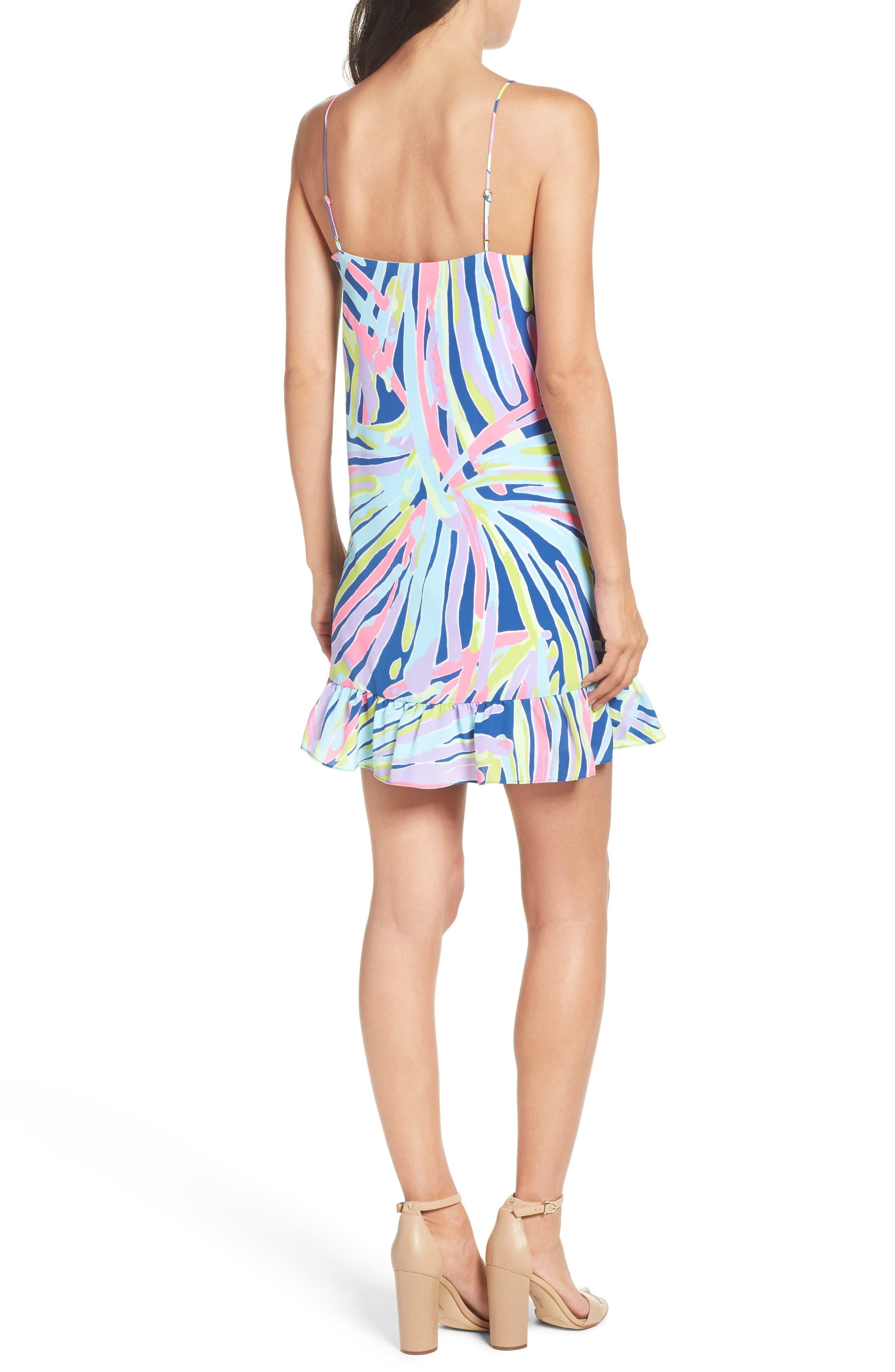 Alternate Image 2  - Lilly Pulitzer® Zanna Silk Slipdress