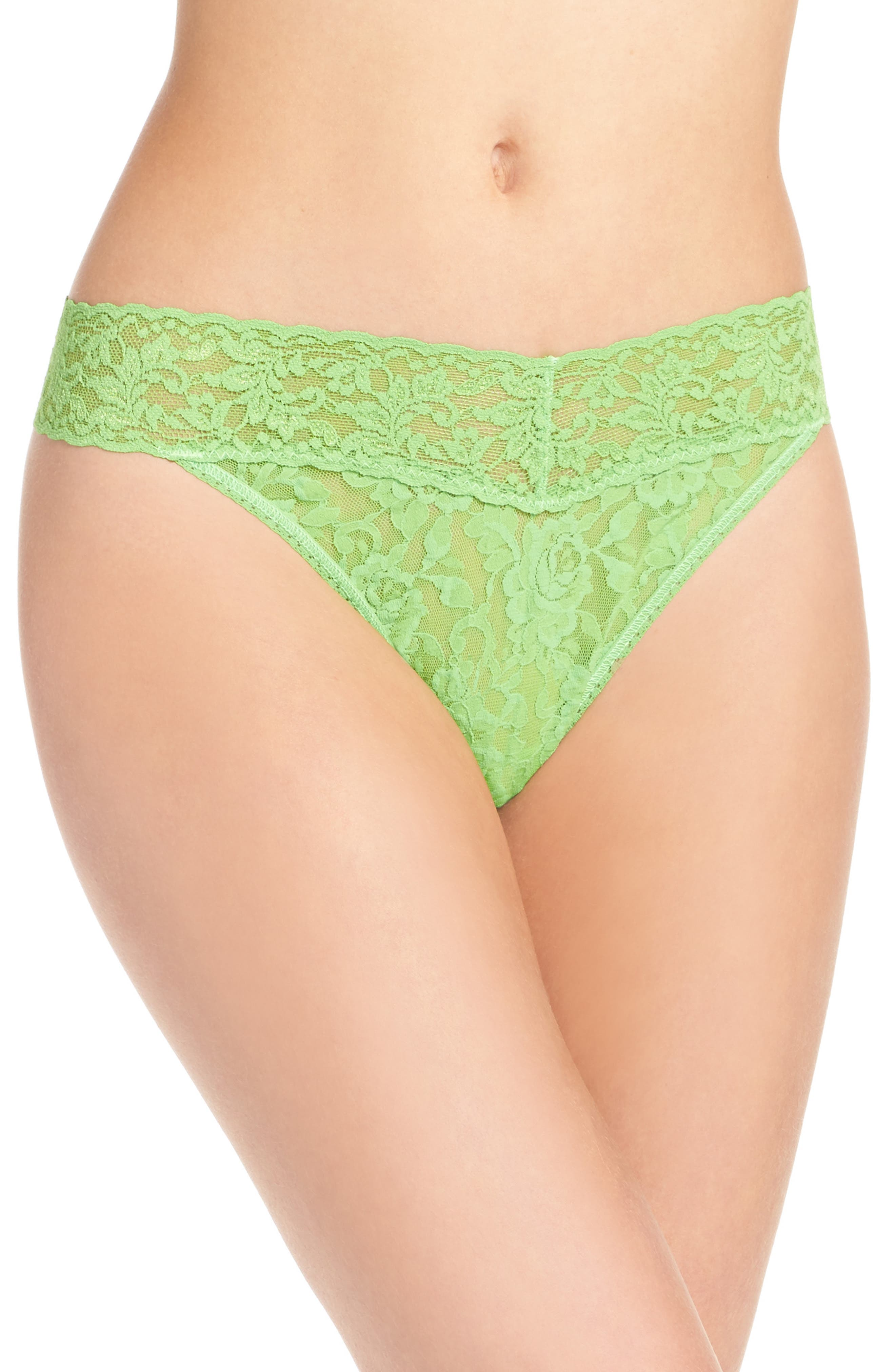 Alternate Image 1 Selected - Hanky Panky Original Rise Thong