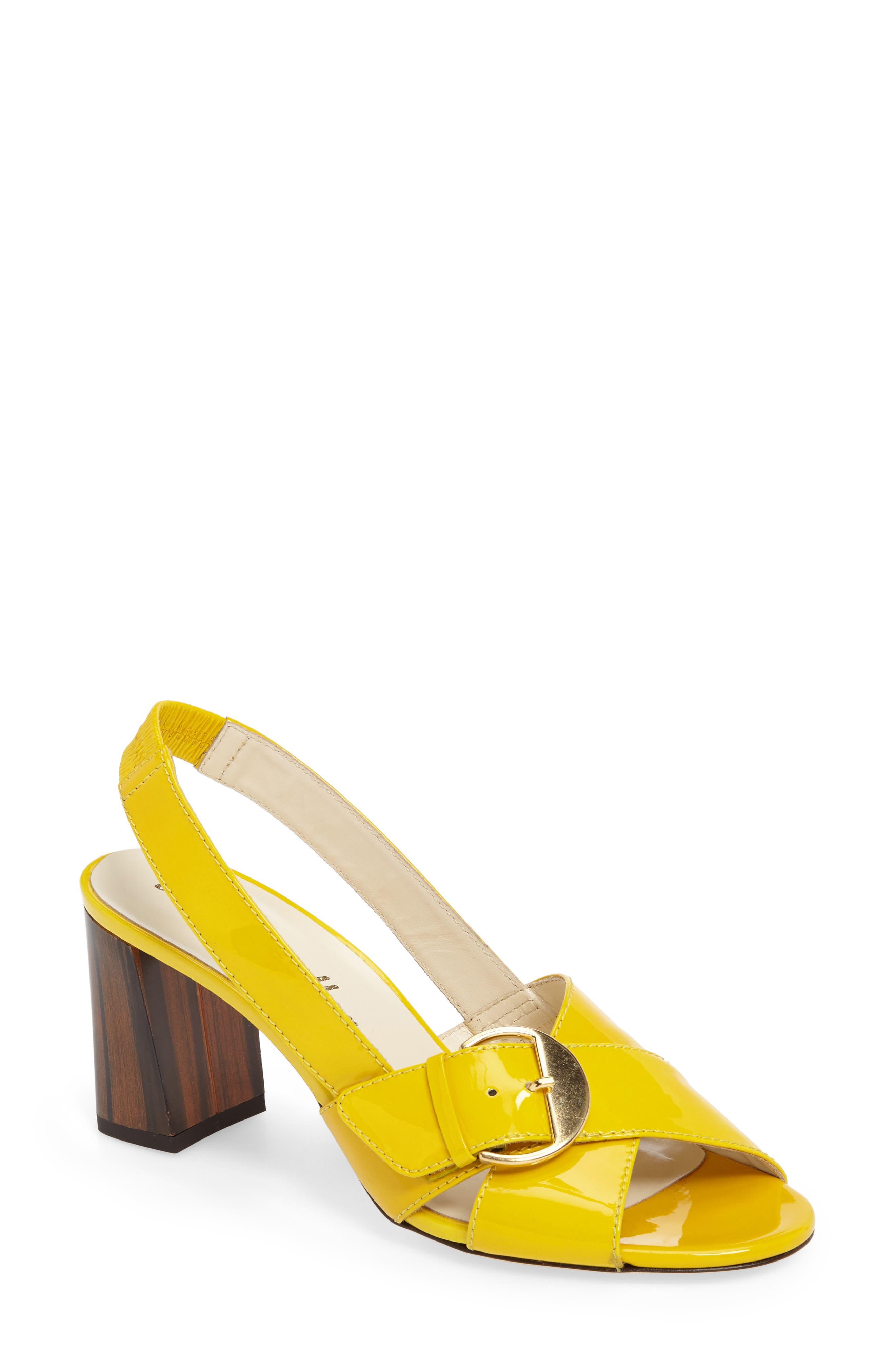 Bettye Muller Pepper Slingback Sandal (Women)