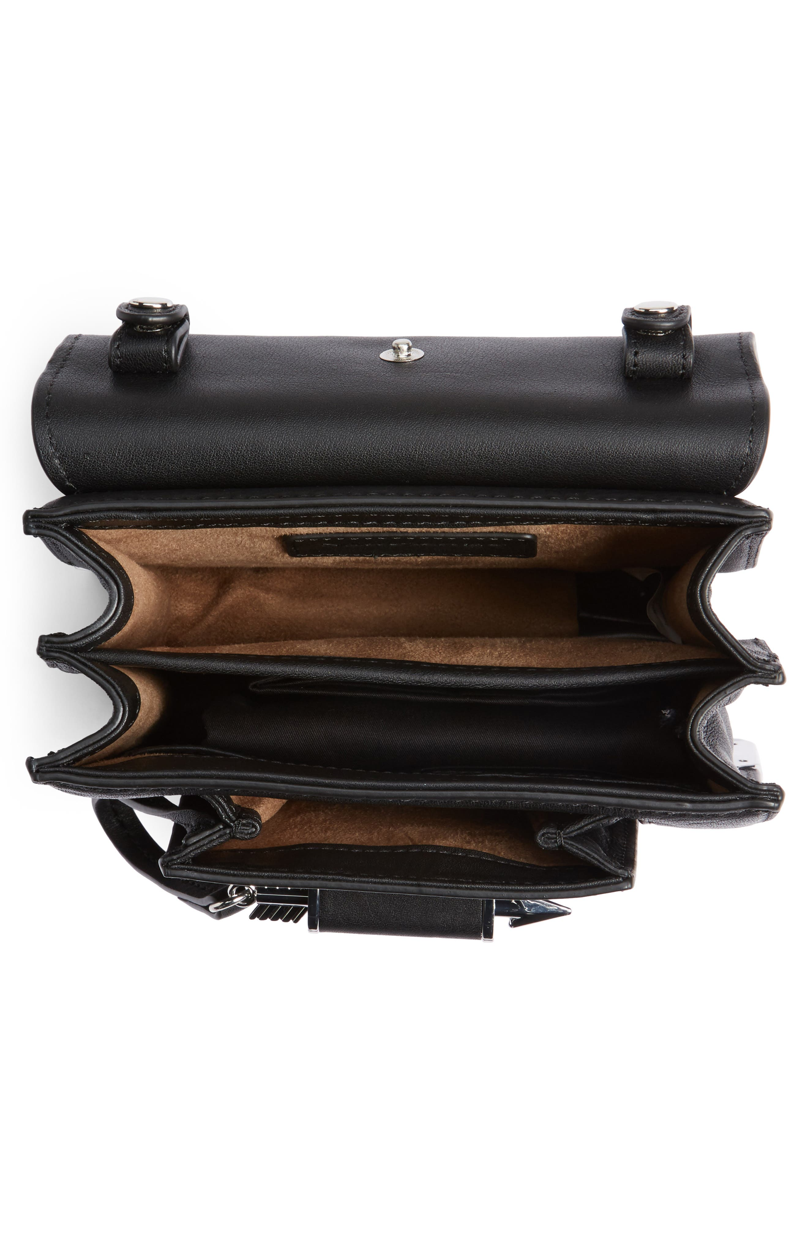 Alternate Image 4  - Mackage Mini Rubie Leather Shoulder Bag