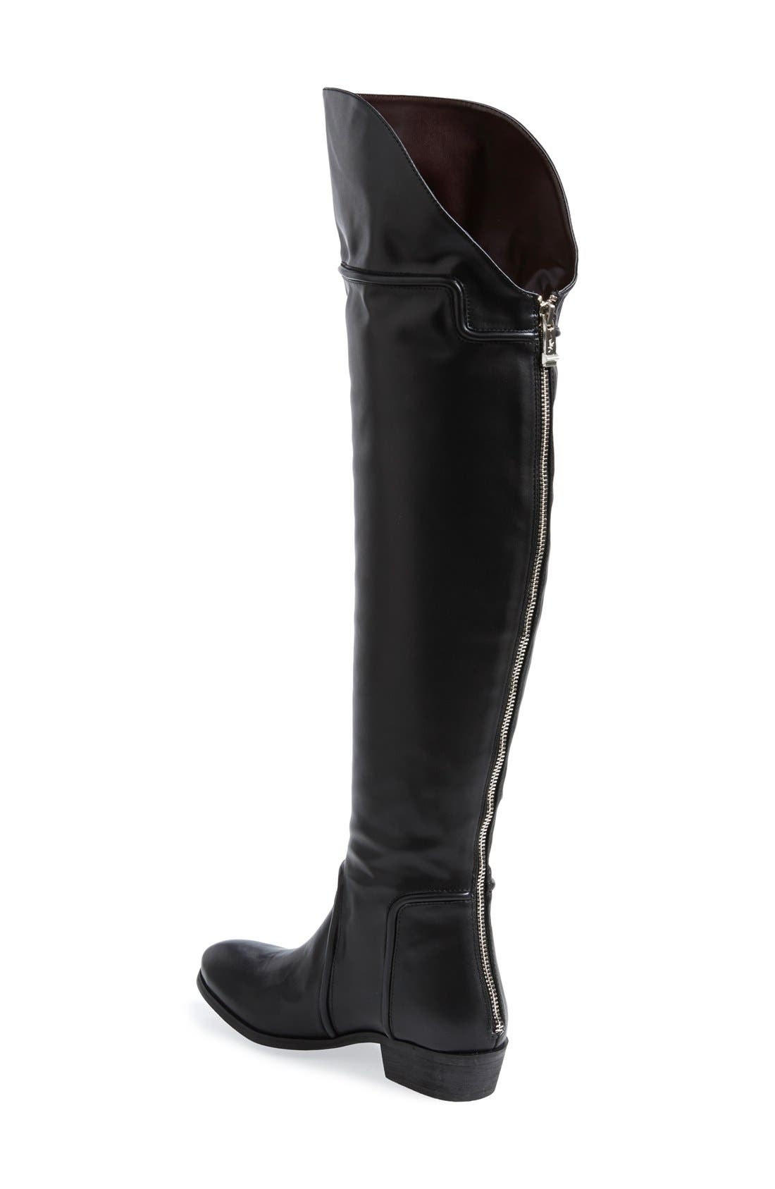 Alternate Image 2  - REPORT Signature 'Gema' Over the Knee Boot (Online Only) (Women)