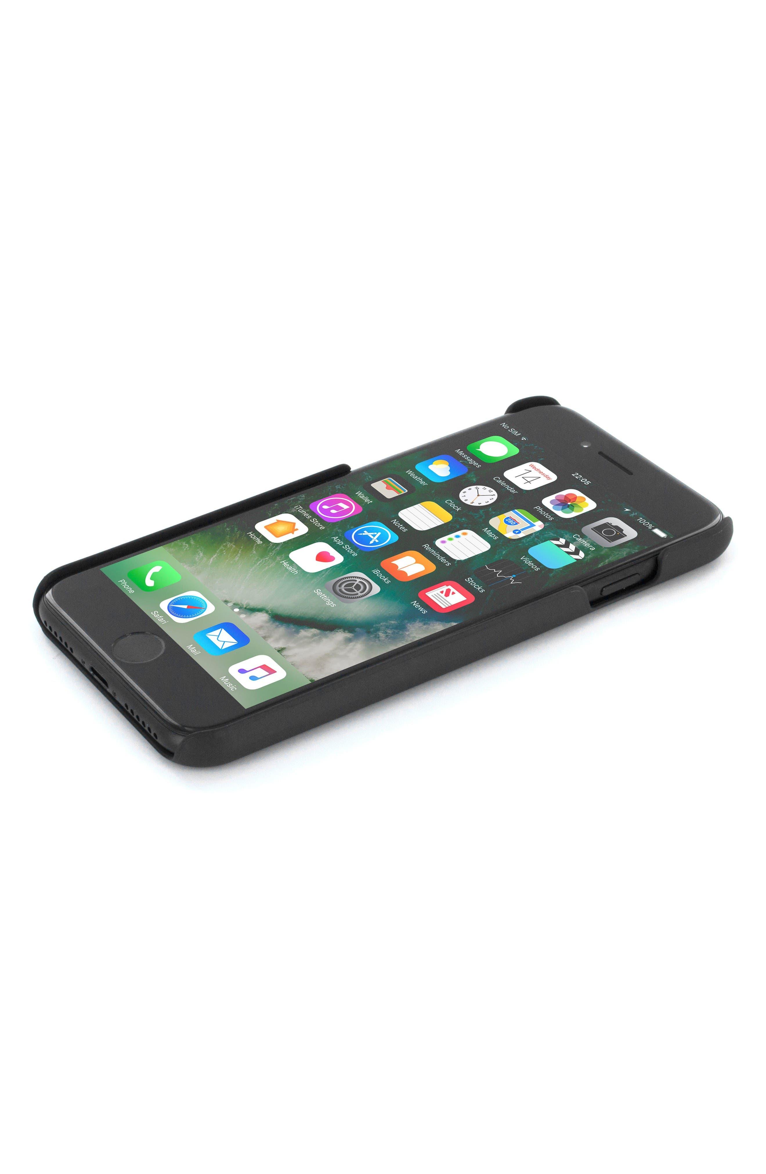 Alternate Image 5  - Ted Baker London Pomio Bow iPhone 6/6s/7 Case