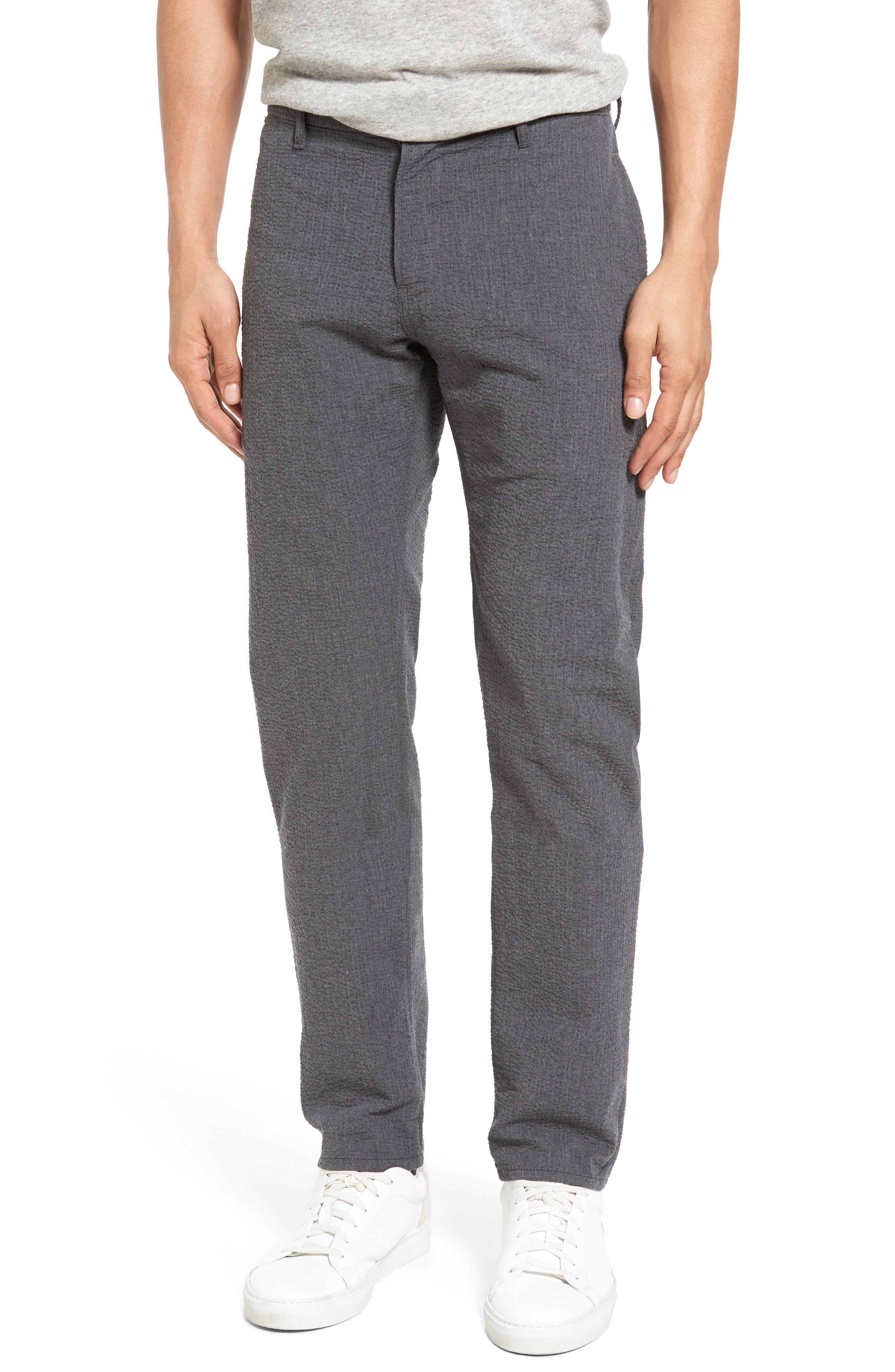 Billy Reid Orion Seersucker Pants