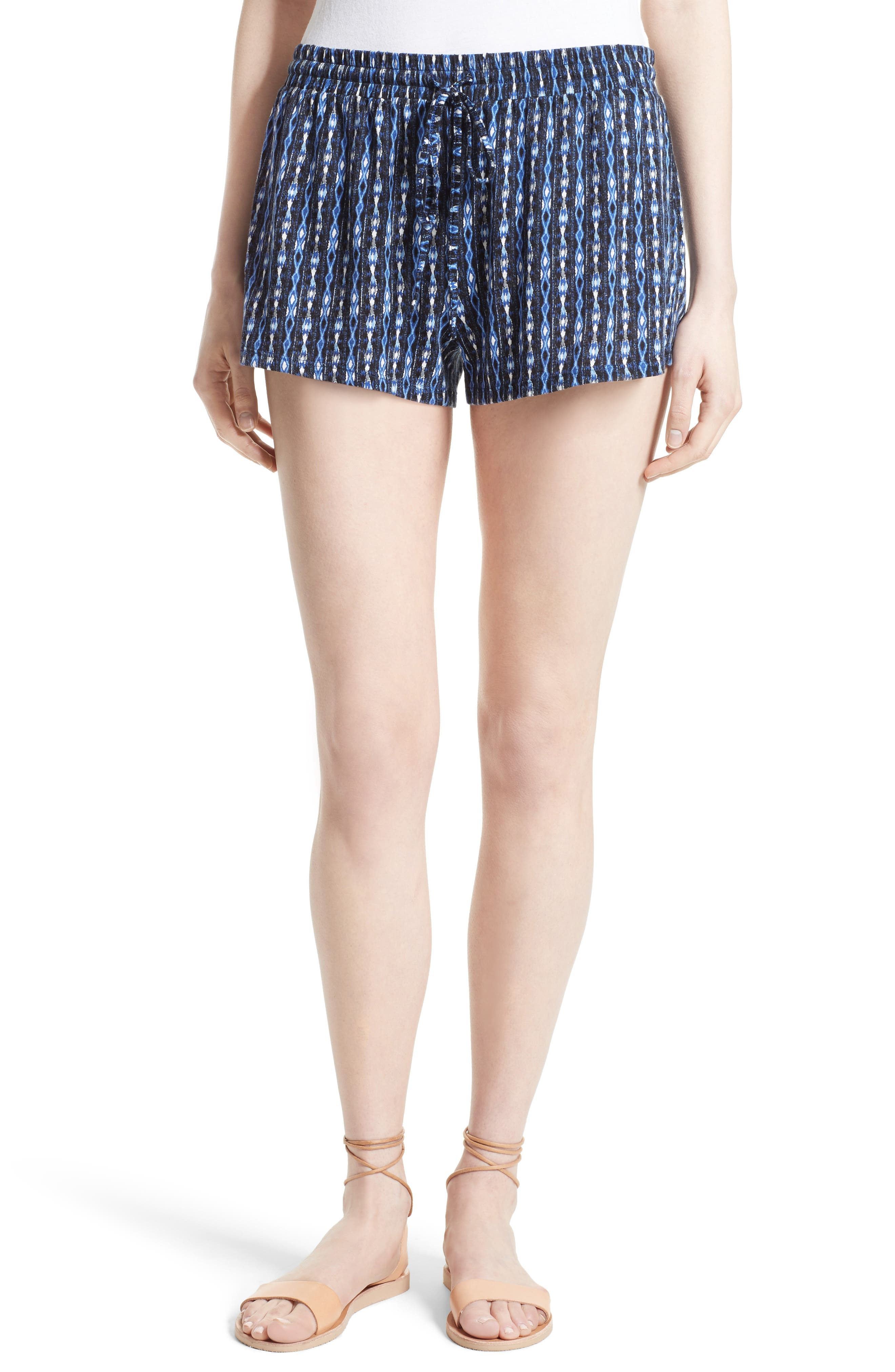 Soft Joie Katalin Print Shorts