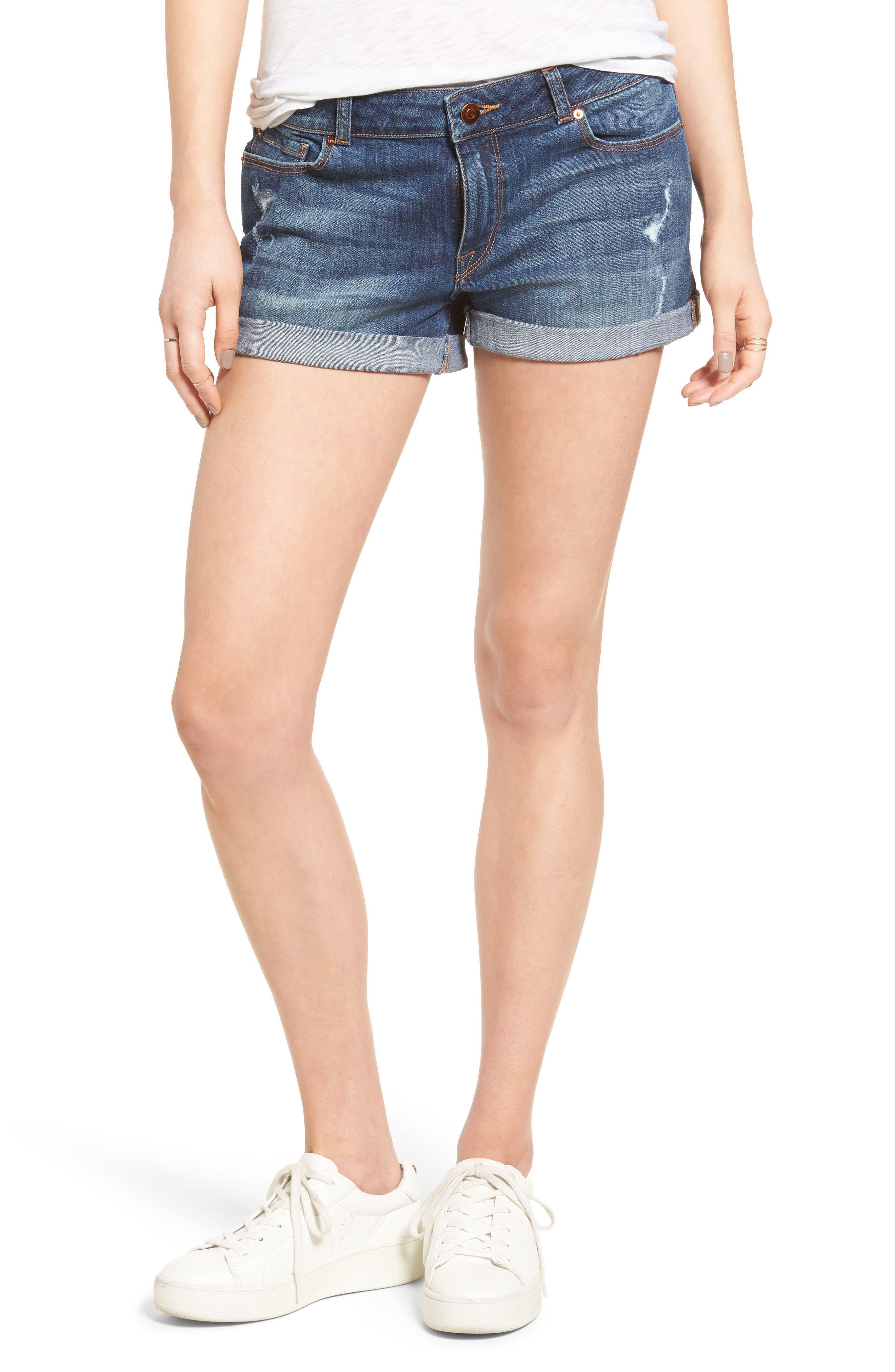 DL1961 Renee Denim Shorts (Strive)