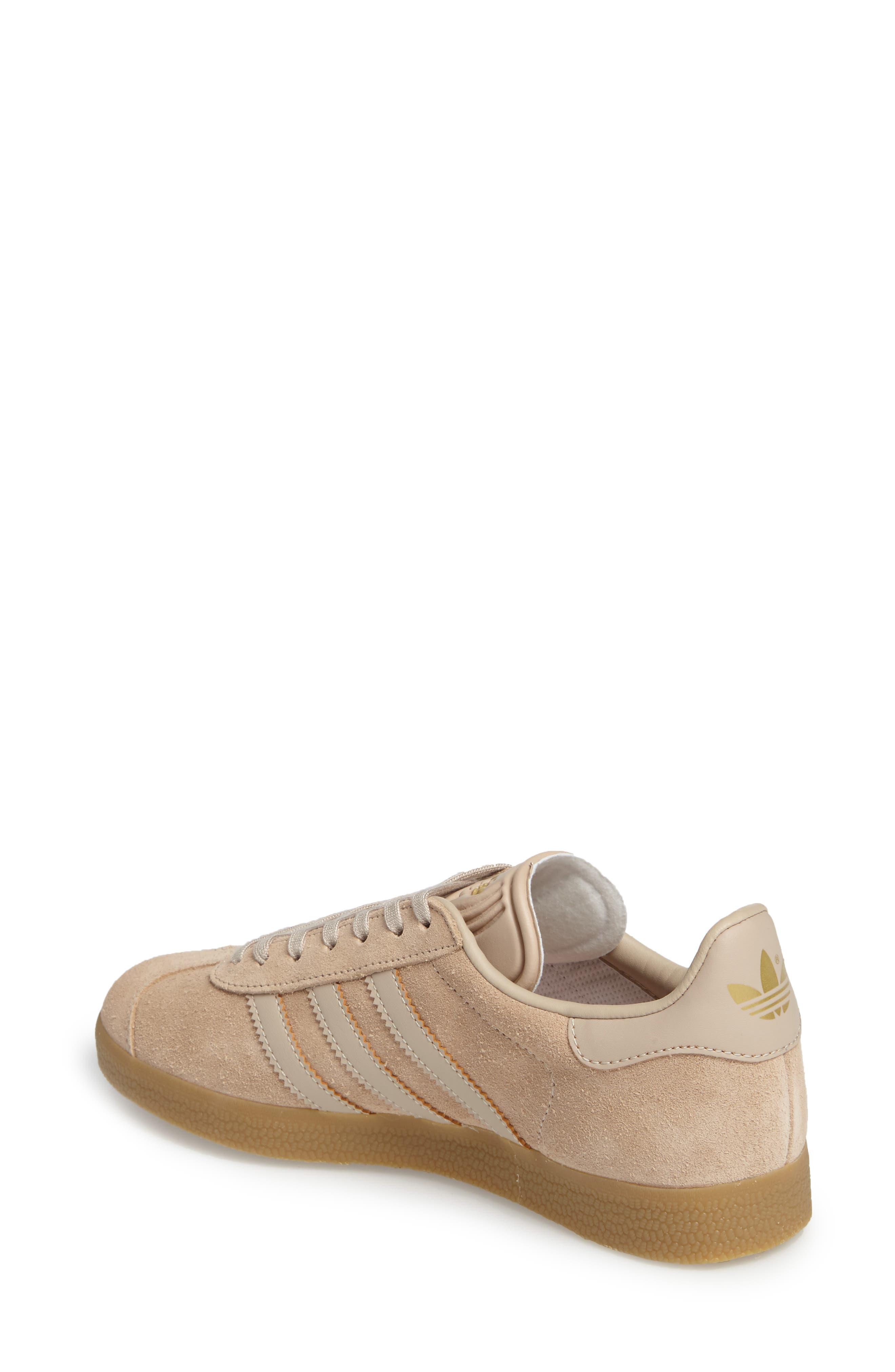 Alternate Image 2  - adidas Gazelle Sneaker (Women)