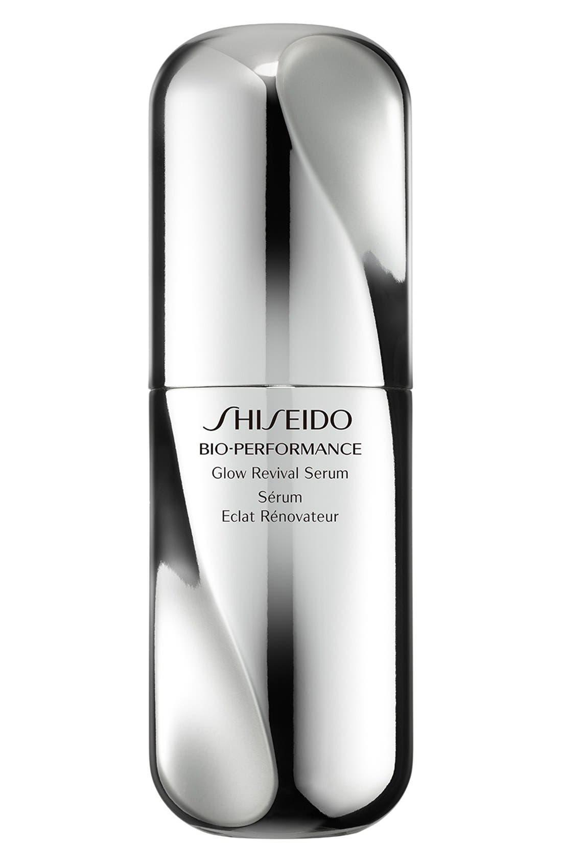 Shiseido 'Bio-Performance' Glow Revival Serum