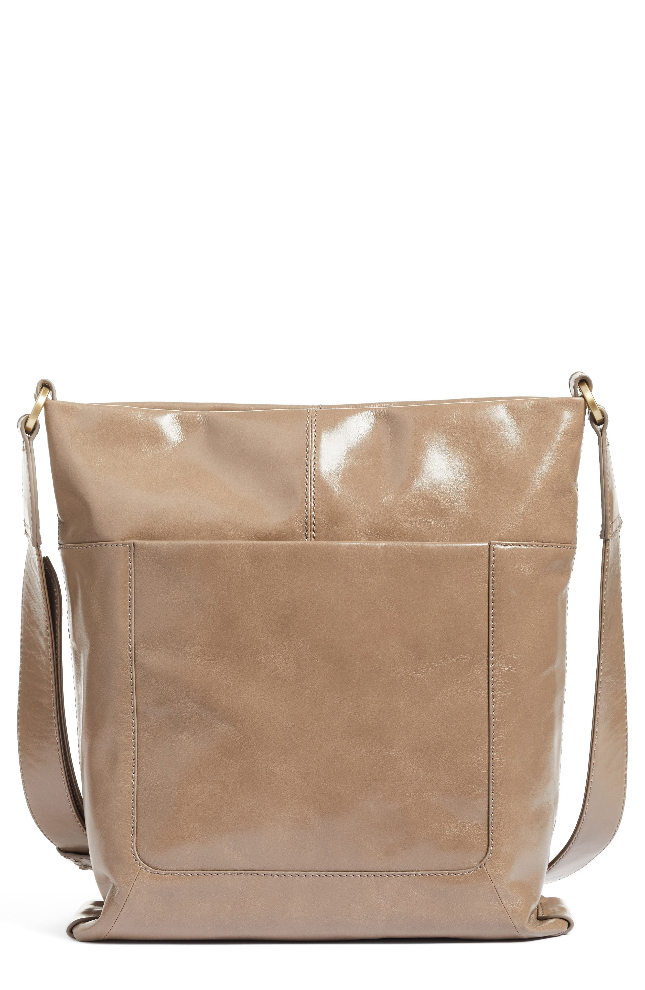 Hobo Reghan Leather Crossbody Bag