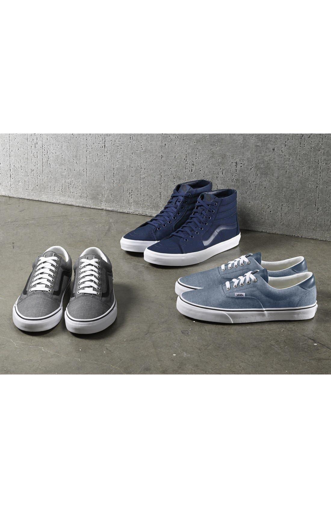 Alternate Image 7  - Vans 'Sk8-Hi' Sneaker (Men)