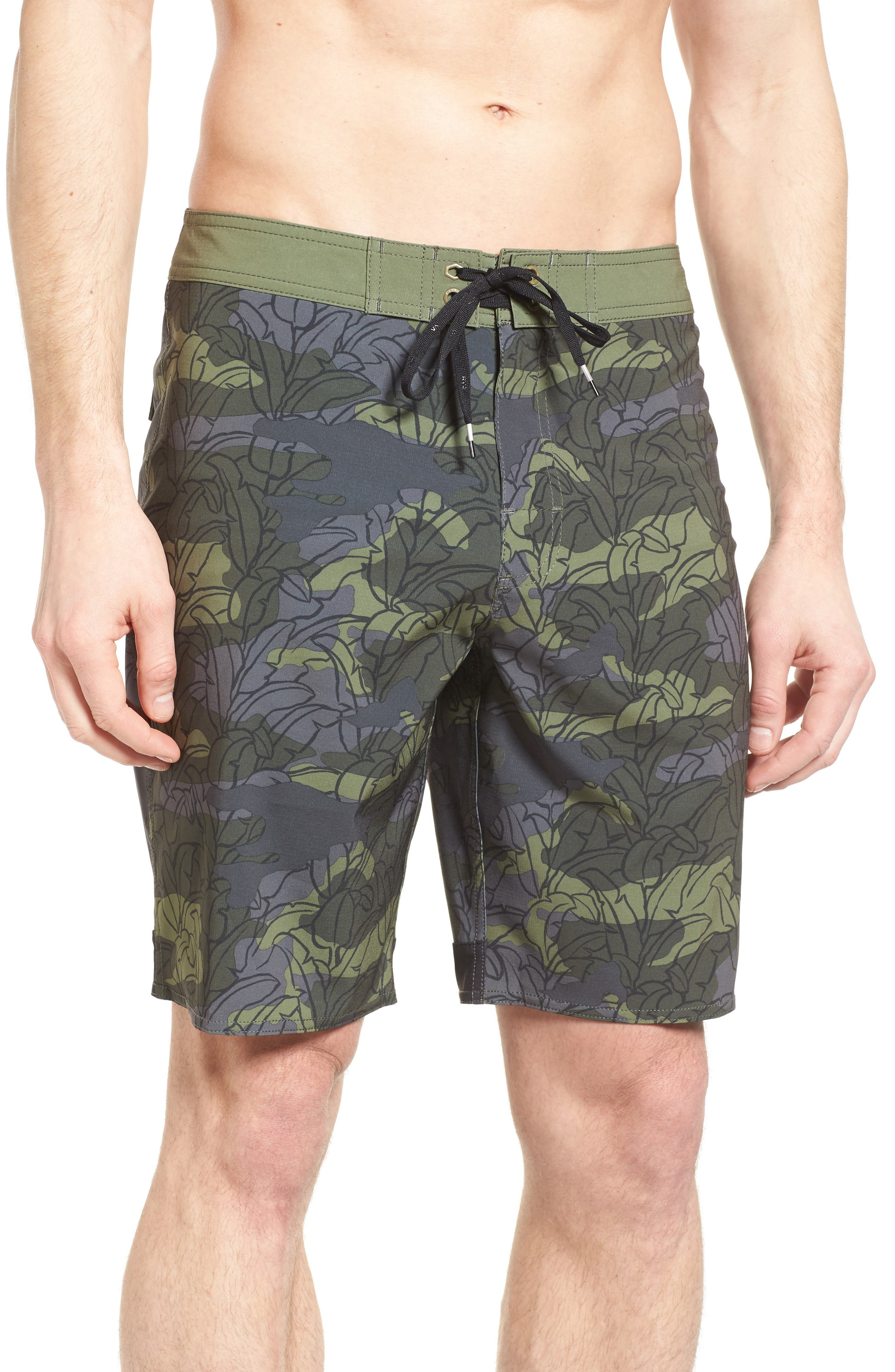 RVCA Bruce Warp Board Shorts