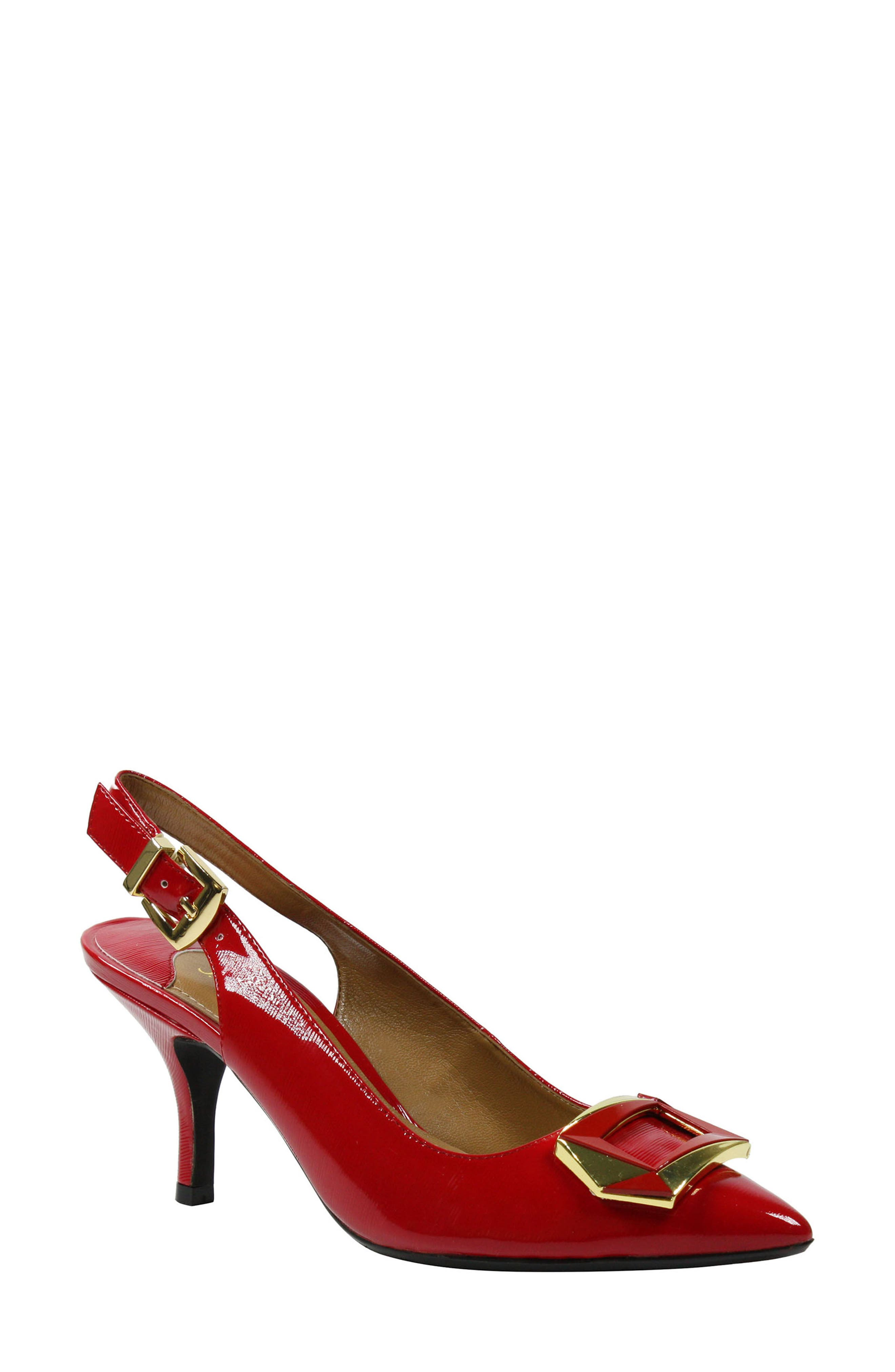 J. Reneé Lorret Slingback Pump (Women)