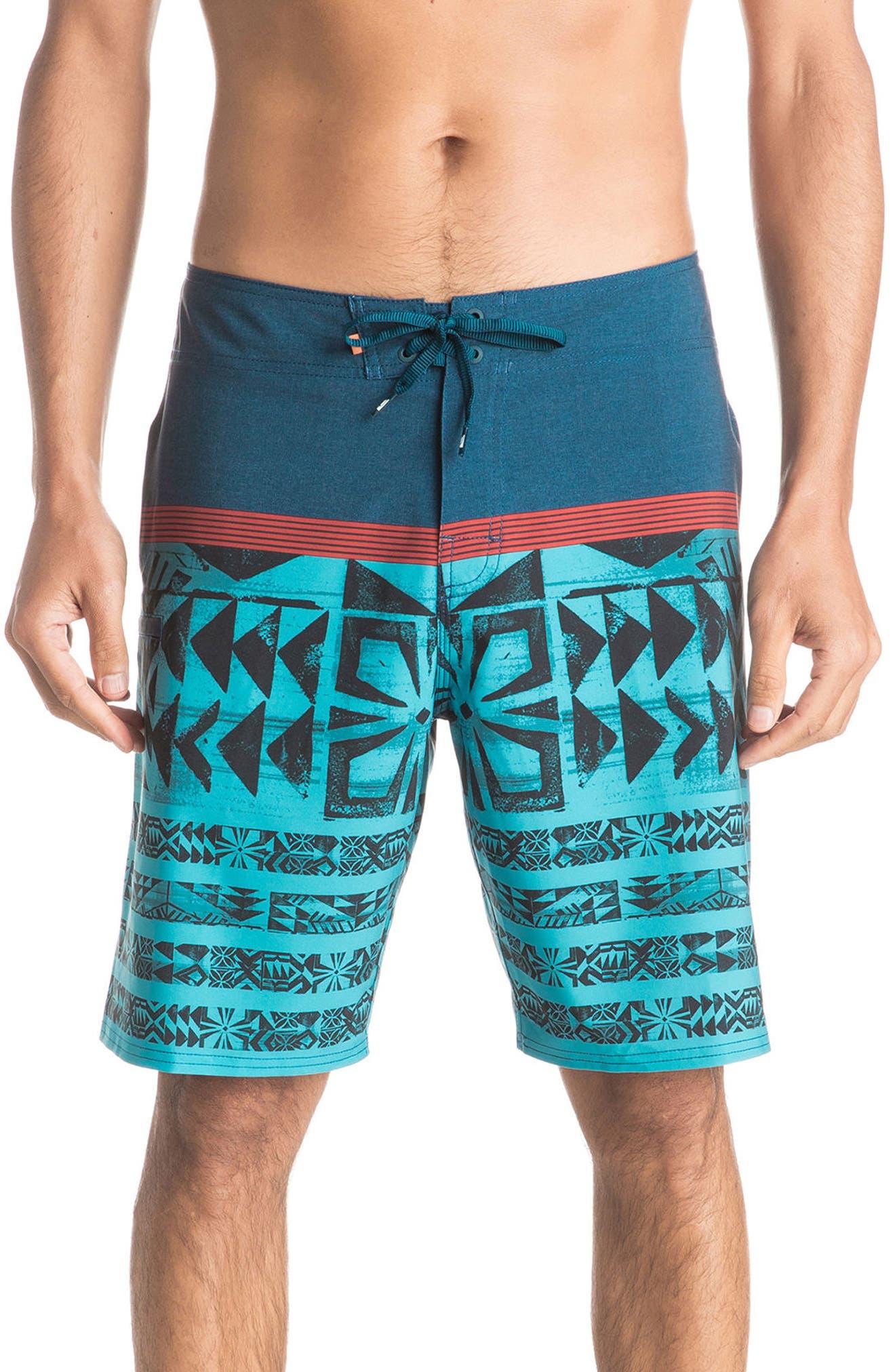 Quiksilver Ocean Warrior Board Shorts