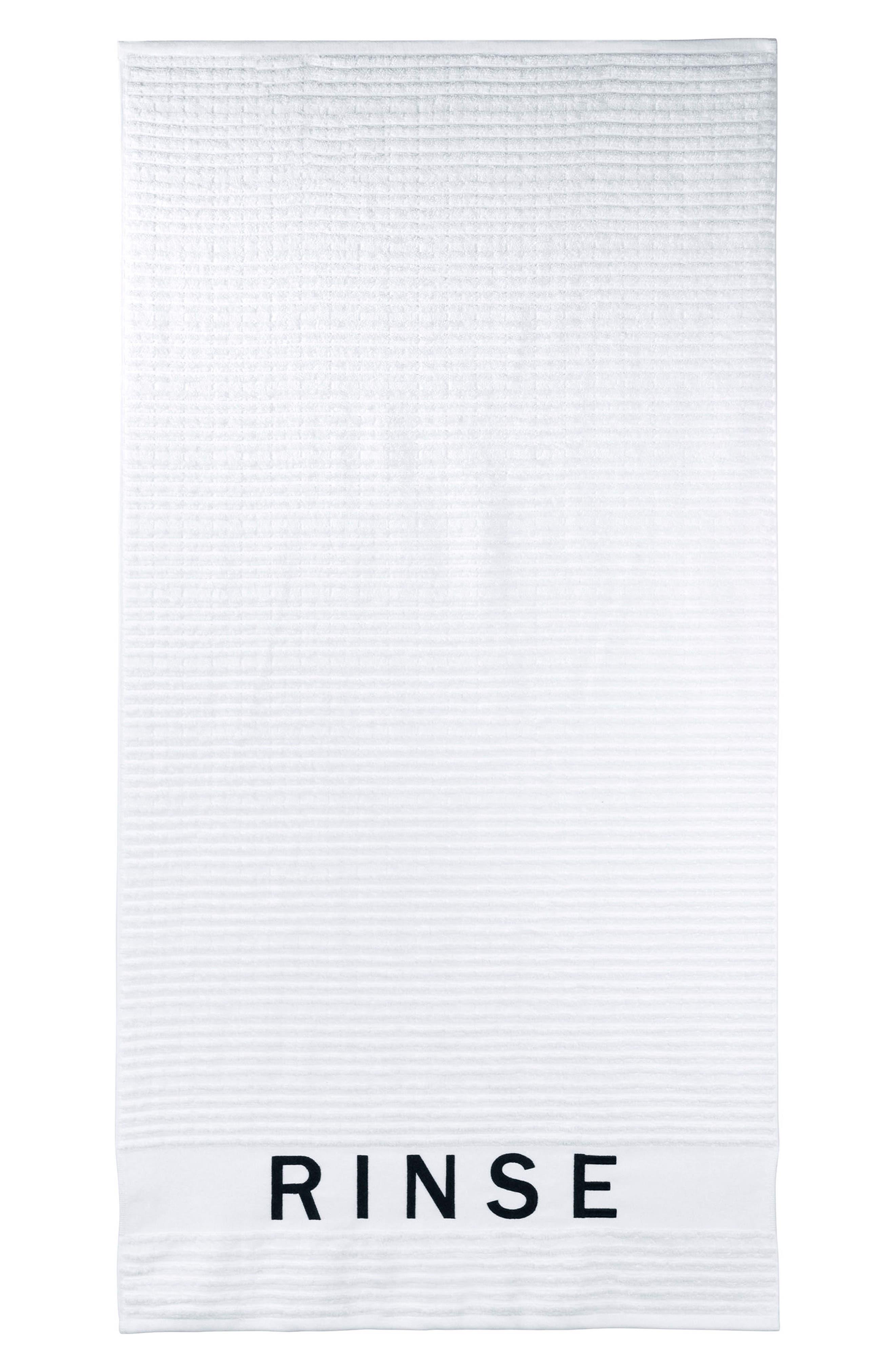 Alternate Image 4  - DKNY Chatter Set of 3 Towels