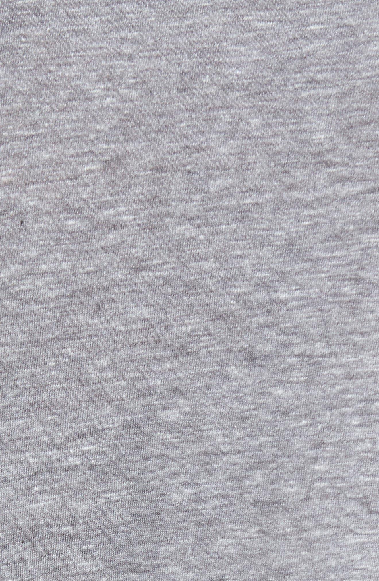 Alternate Image 6  - The Rail Slim Fit Crewneck T-Shirt