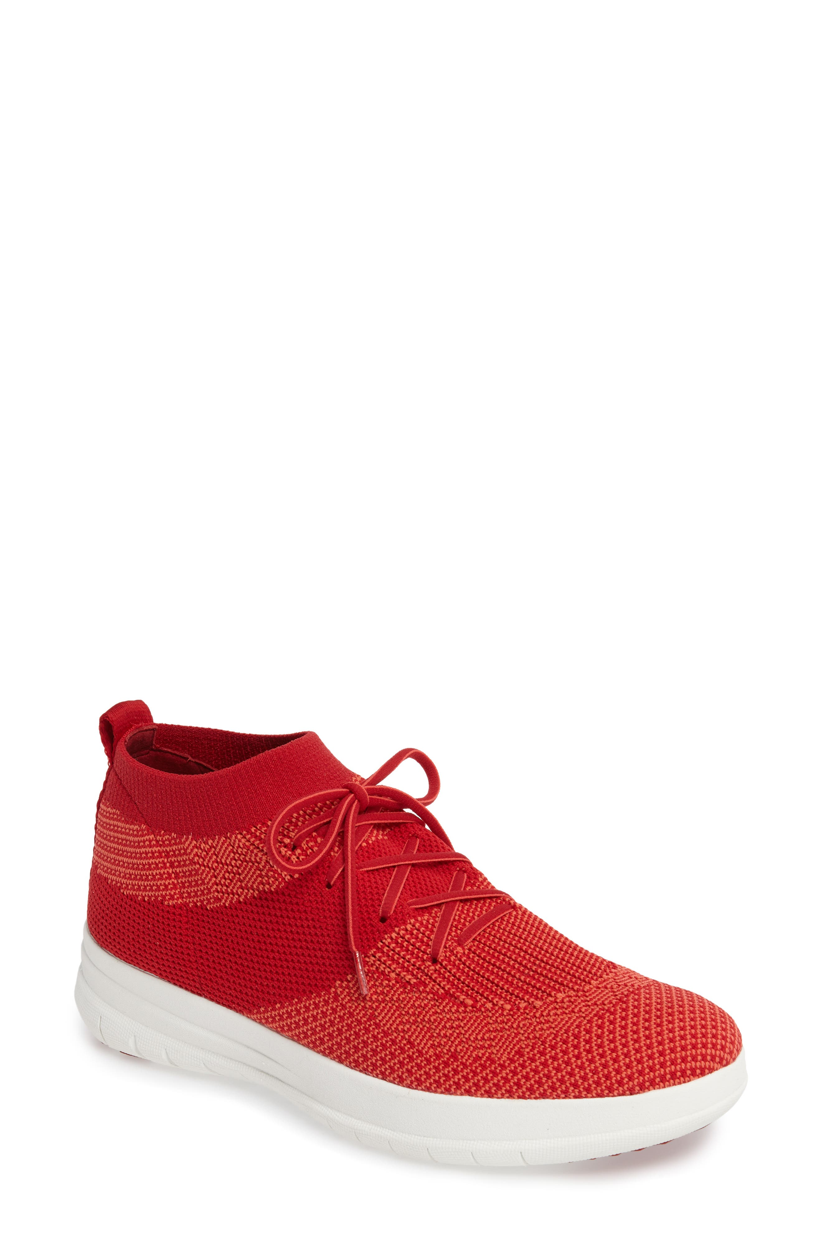 FitFlop™ Überknit High Top Sneaker (Women)