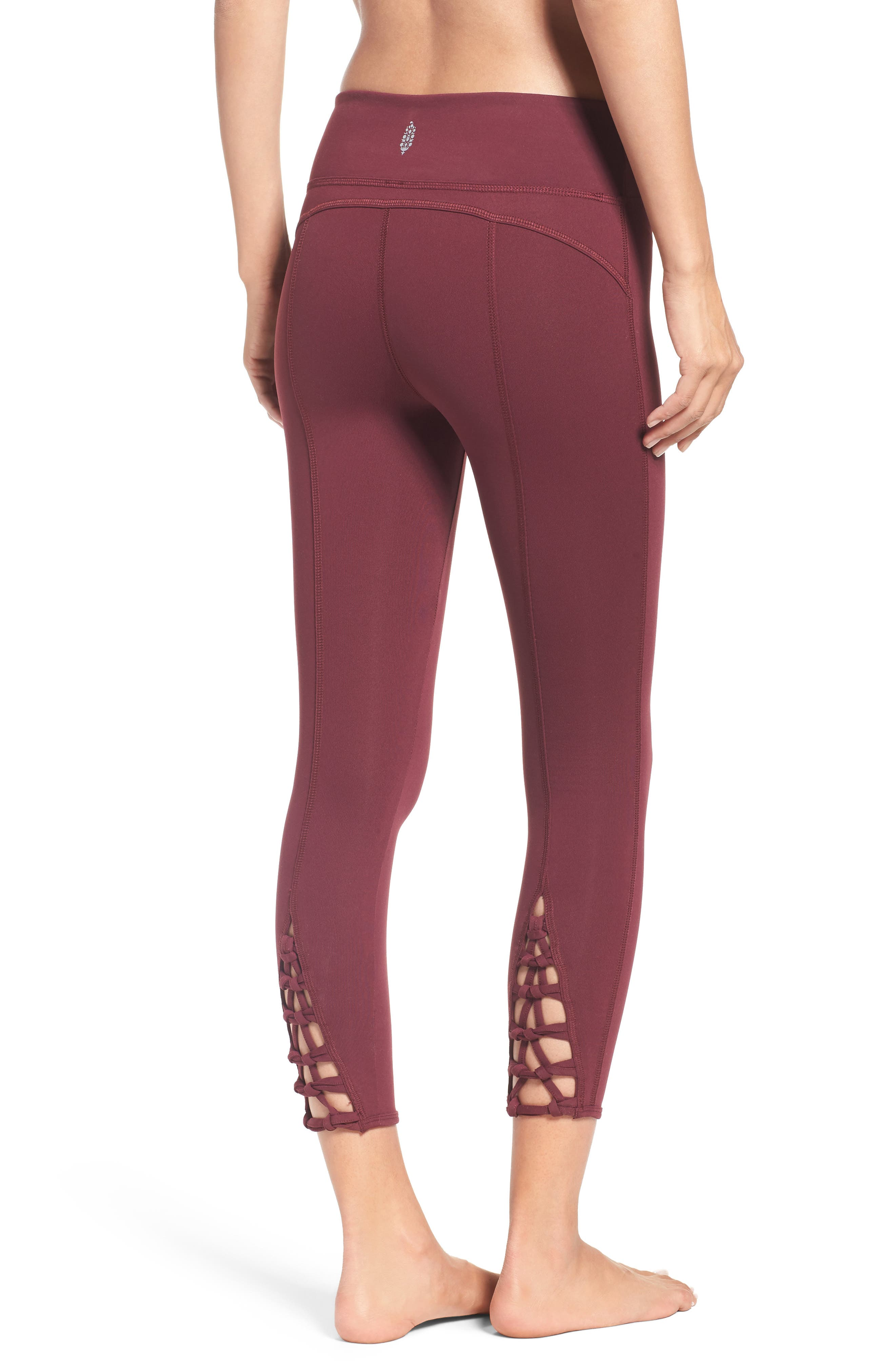 Free People FP Movement Kali Crop Leggings