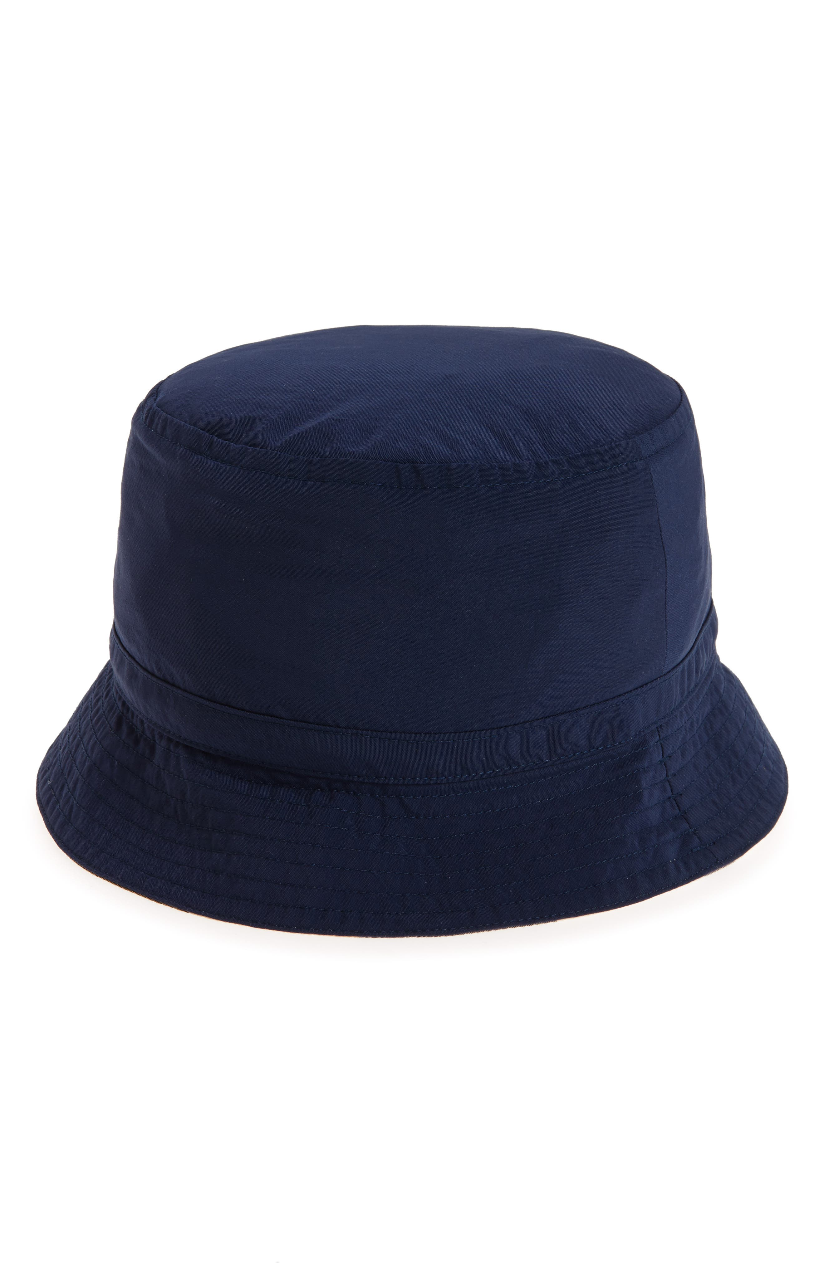 Burberry Channing Reversible Bucket Hat (Baby Boys & Toddler Boys)