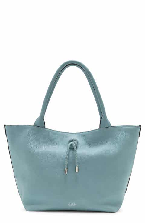 Blue Leather Genuine Vince Camuto Handbags Amp Wallets