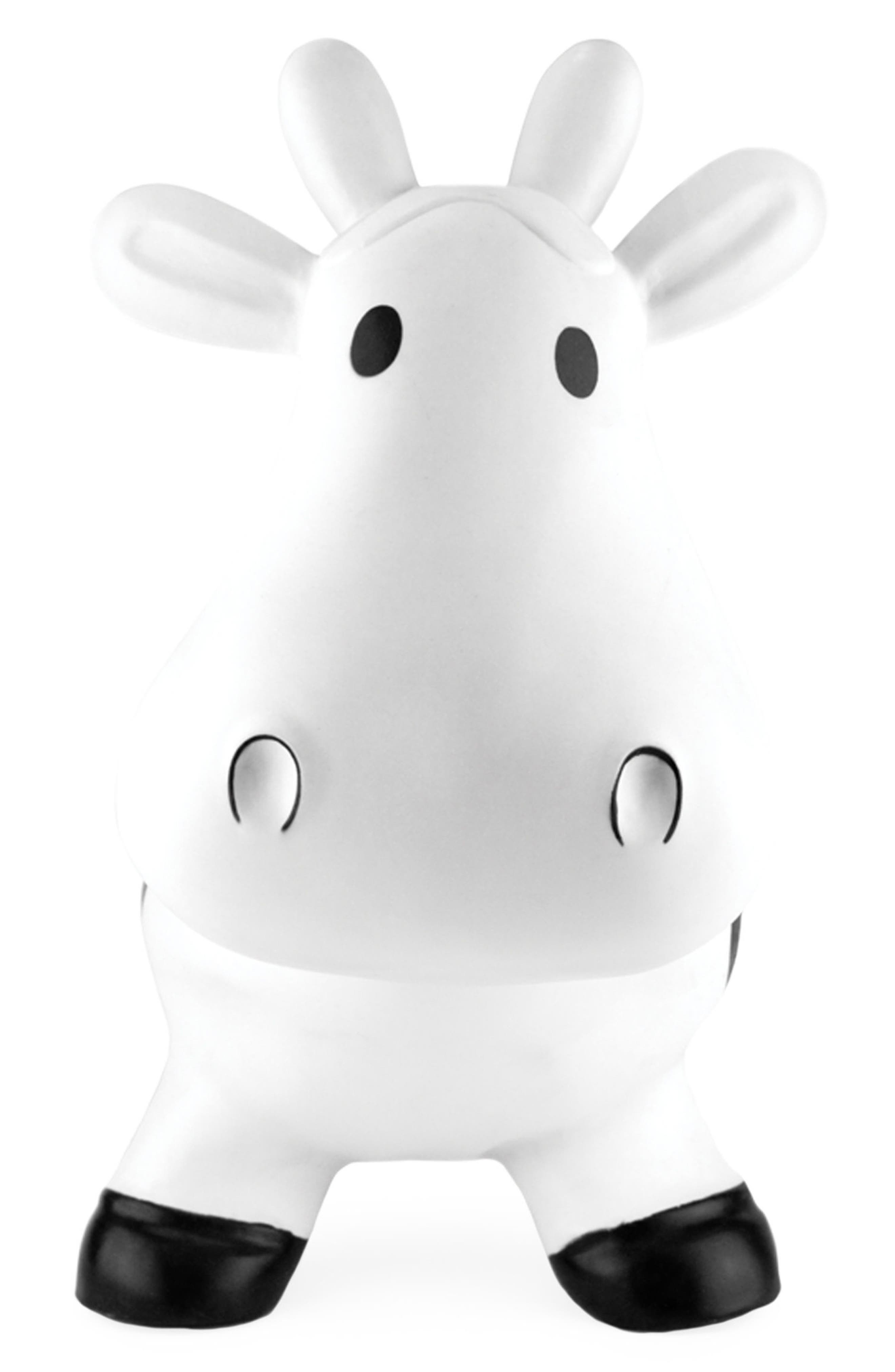 Alternate Image 2  - Trumpette Inflatable Bouncy Cow Toy