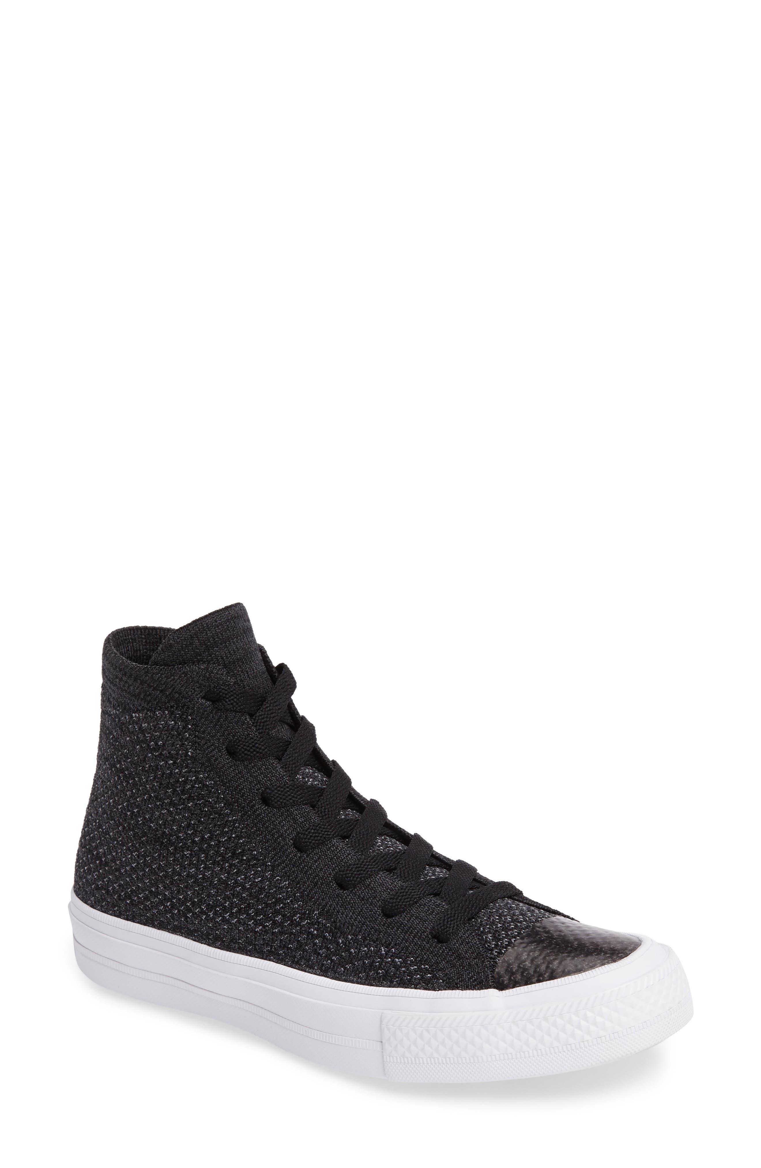 Converse Chuck Taylor® All Star® Fly Knit High Top Sneaker (Women)