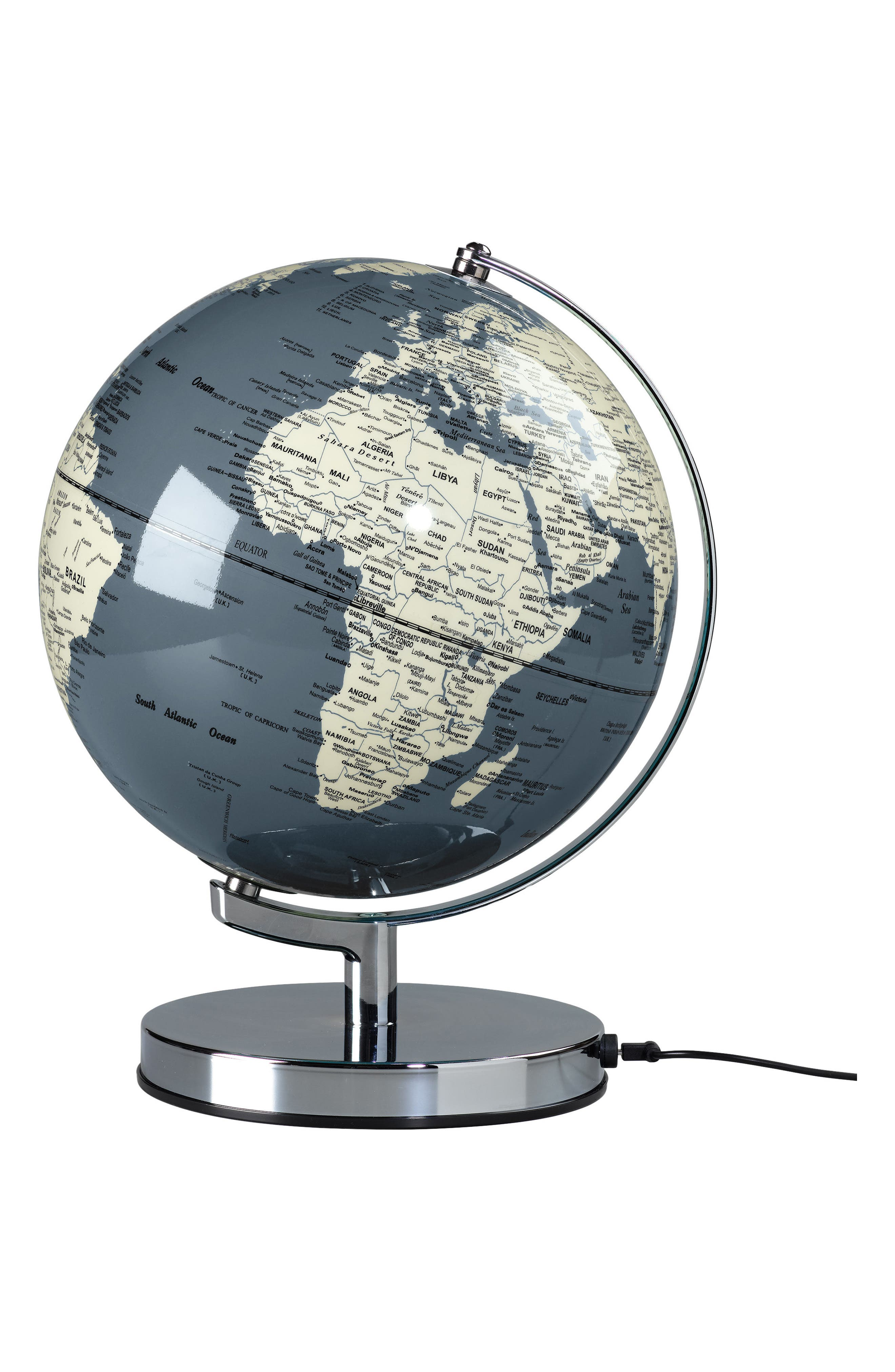 Wild and Wolf Globe Light