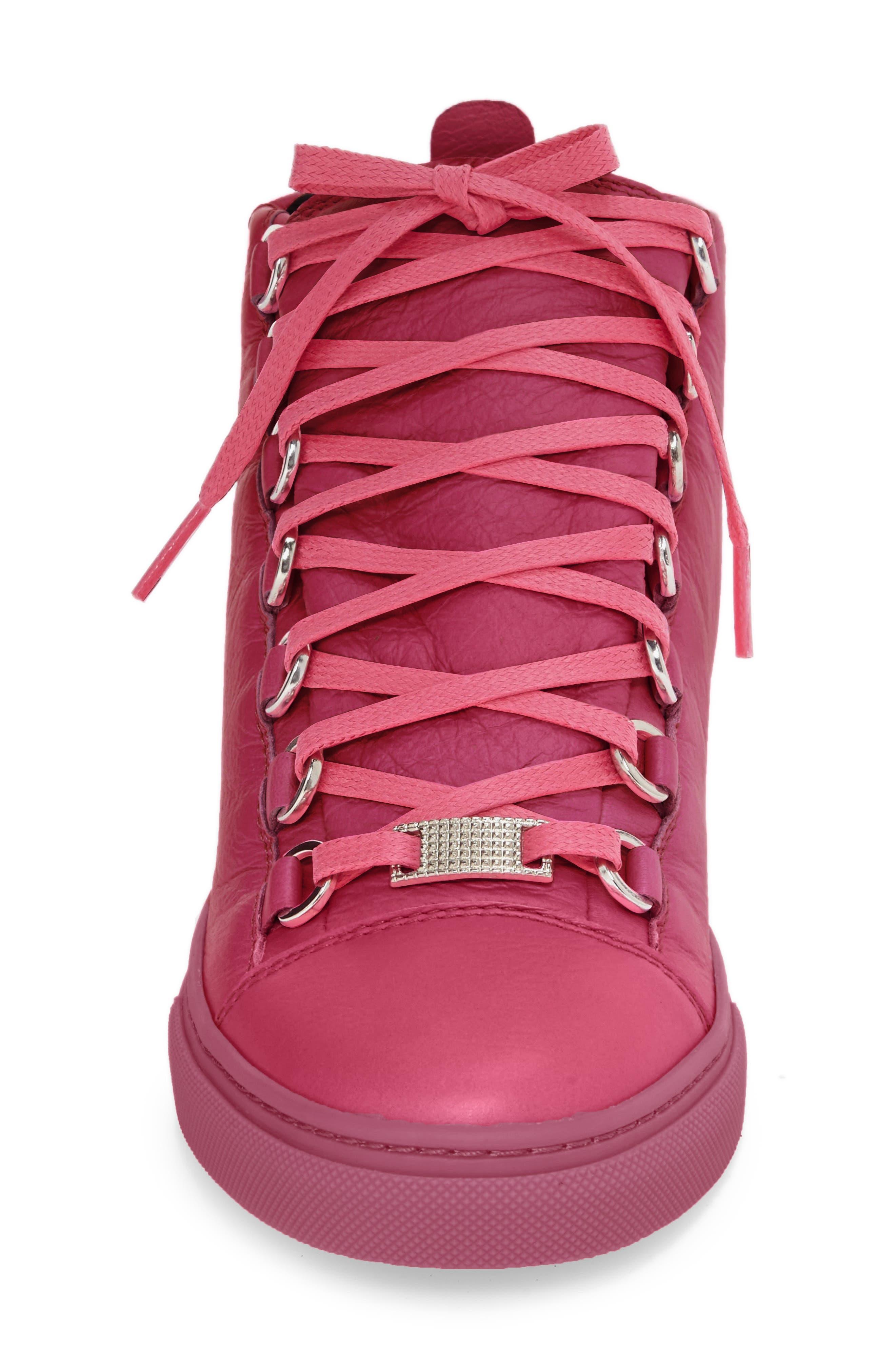Alternate Image 3  - Balenciaga High Top Sneaker (Women)