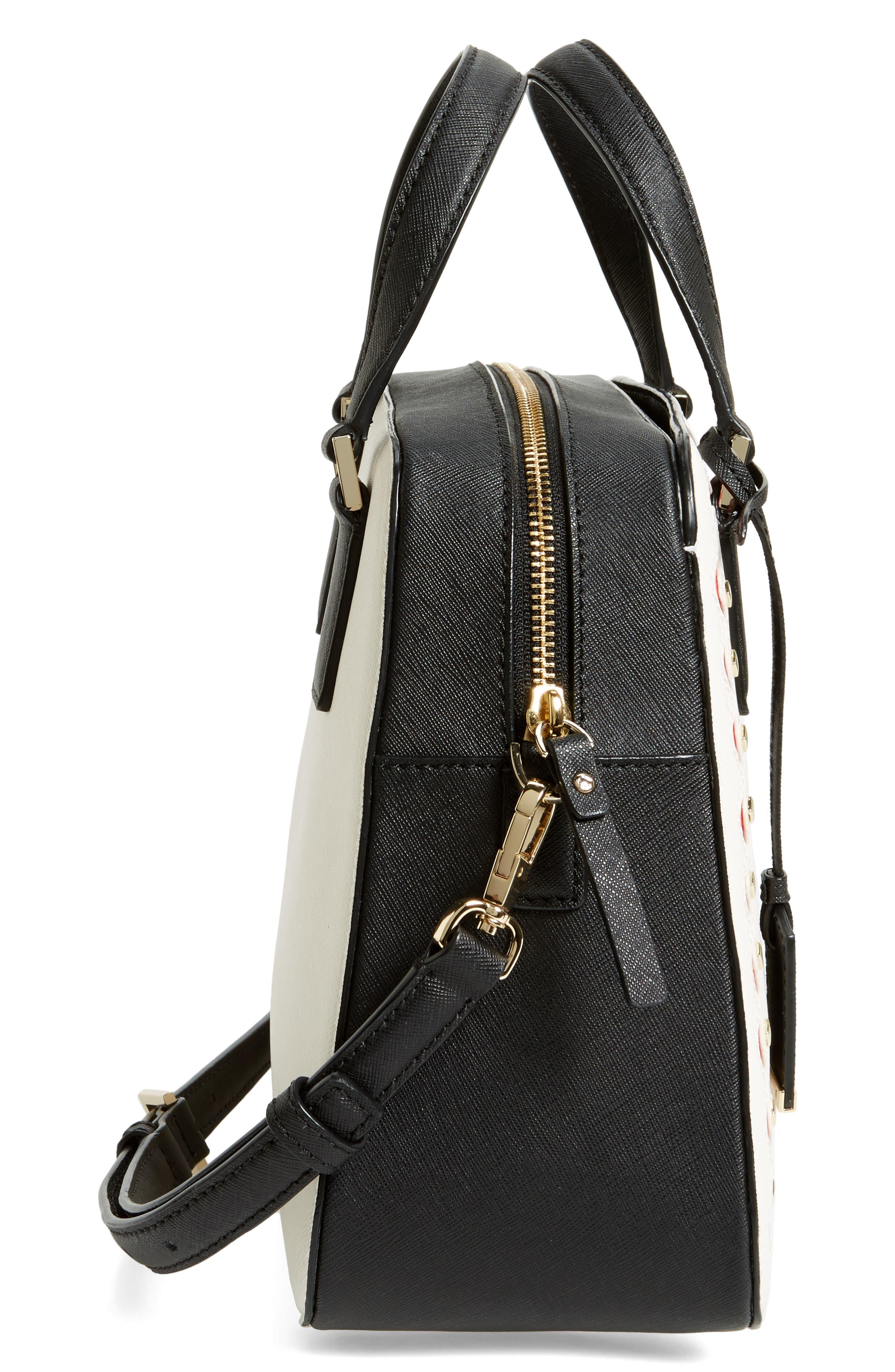 Alternate Image 4  - kate spade new york cameron street - little babe leather satchel