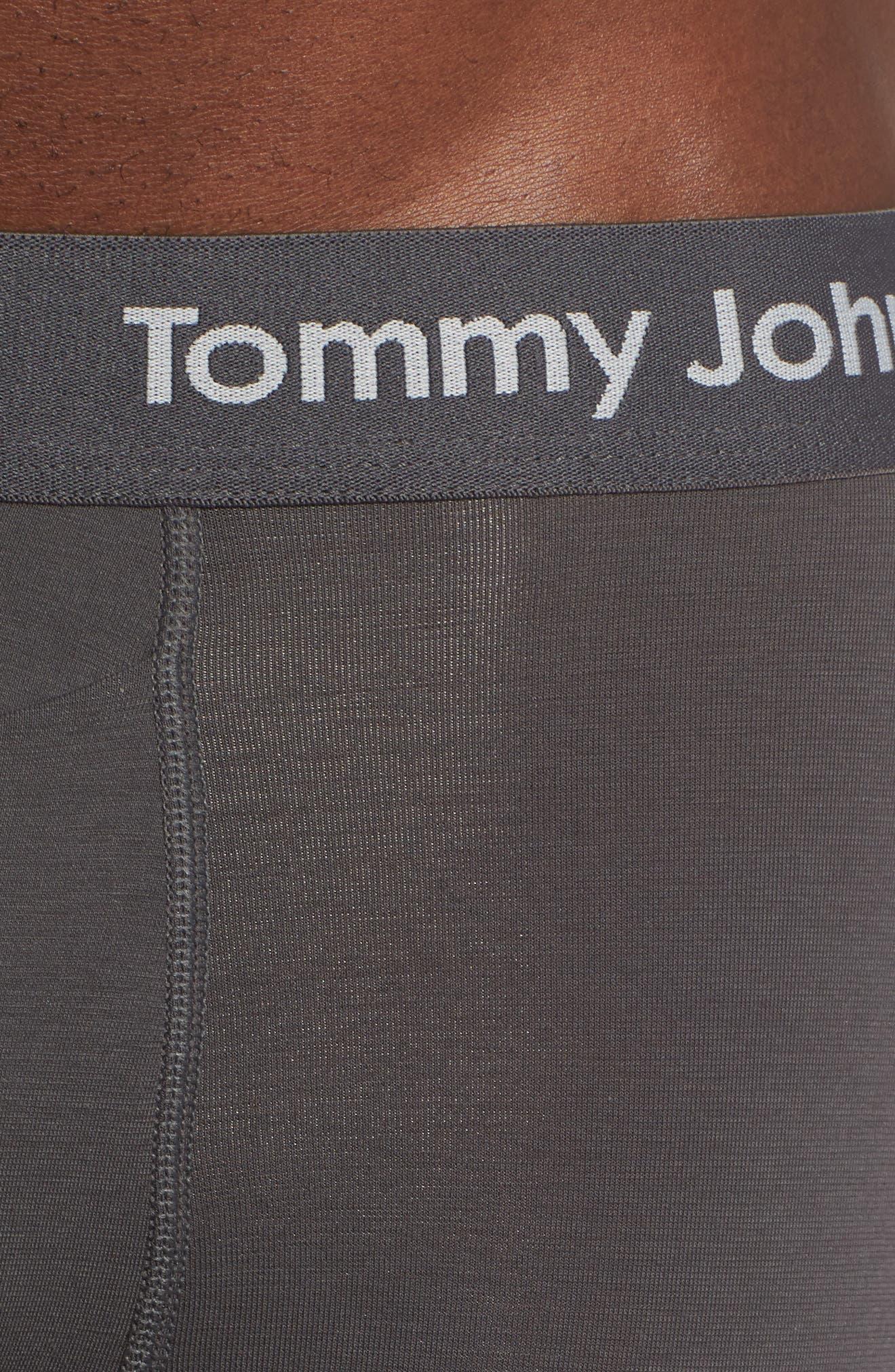 Alternate Image 4  - Tommy John Cool Cotton Trunks