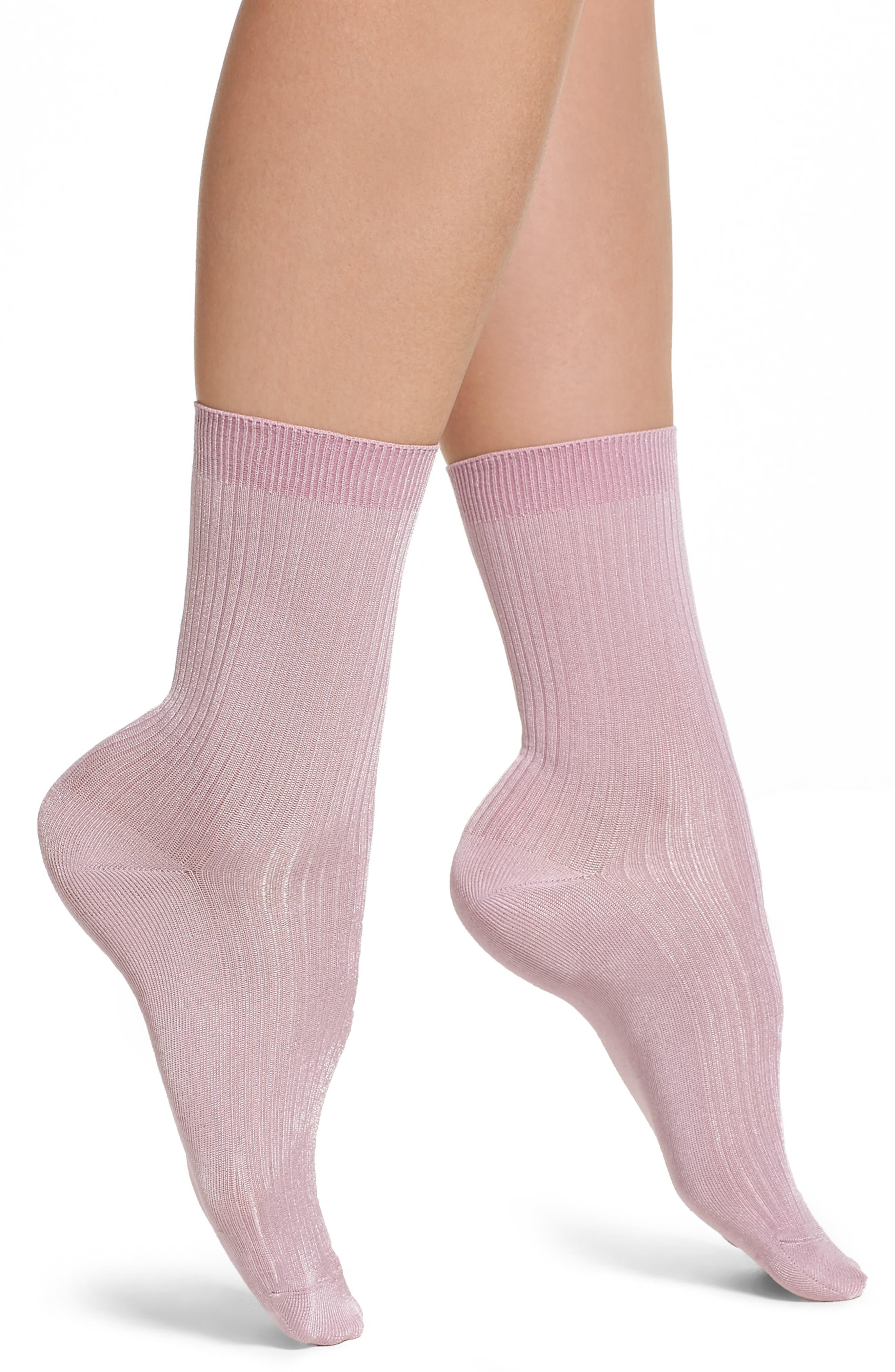Chelsea28 'Luster' Crew Socks