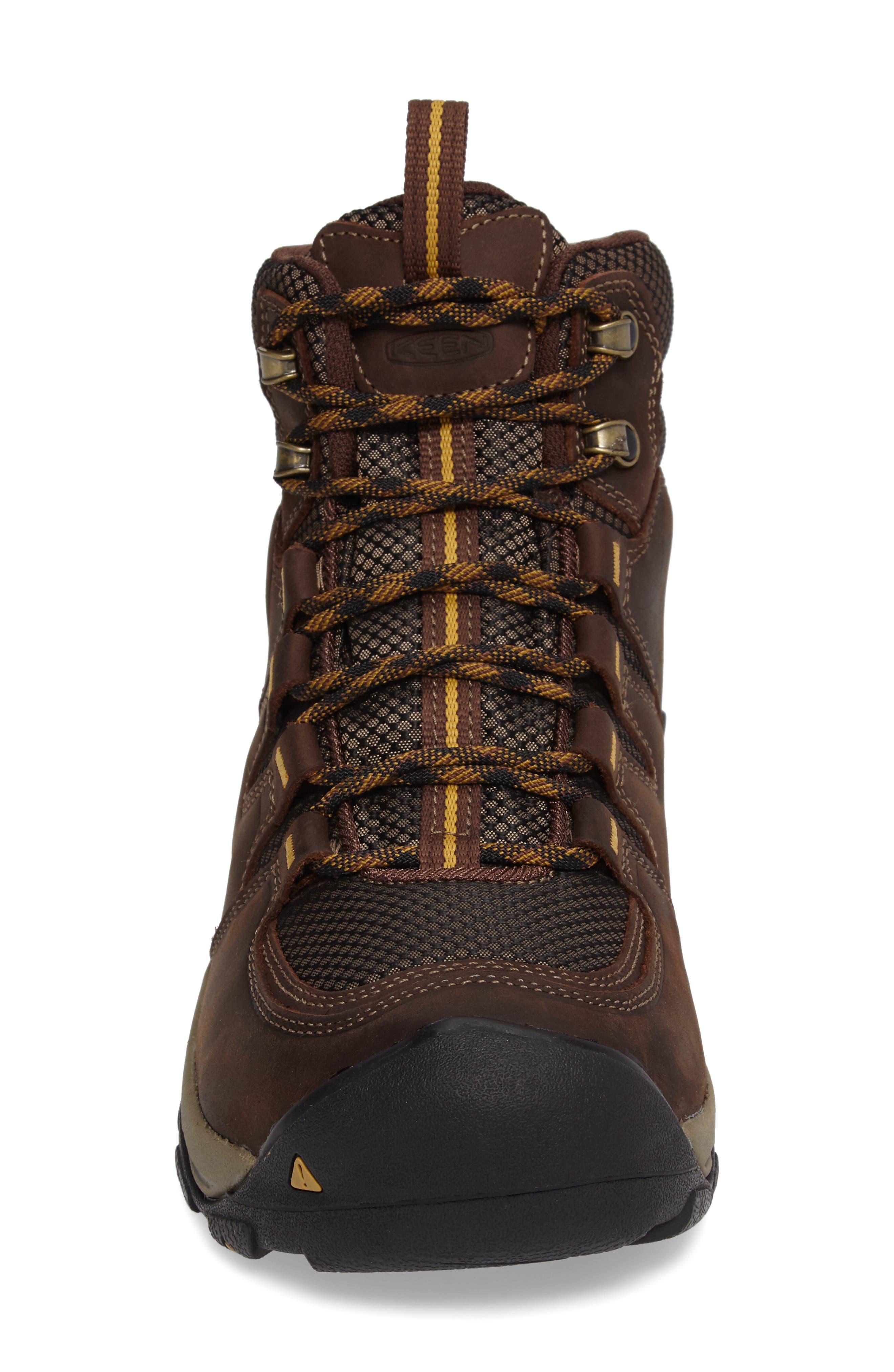 Alternate Image 4  - Keen Gypsum II Waterproof Hiking Boot (Men)