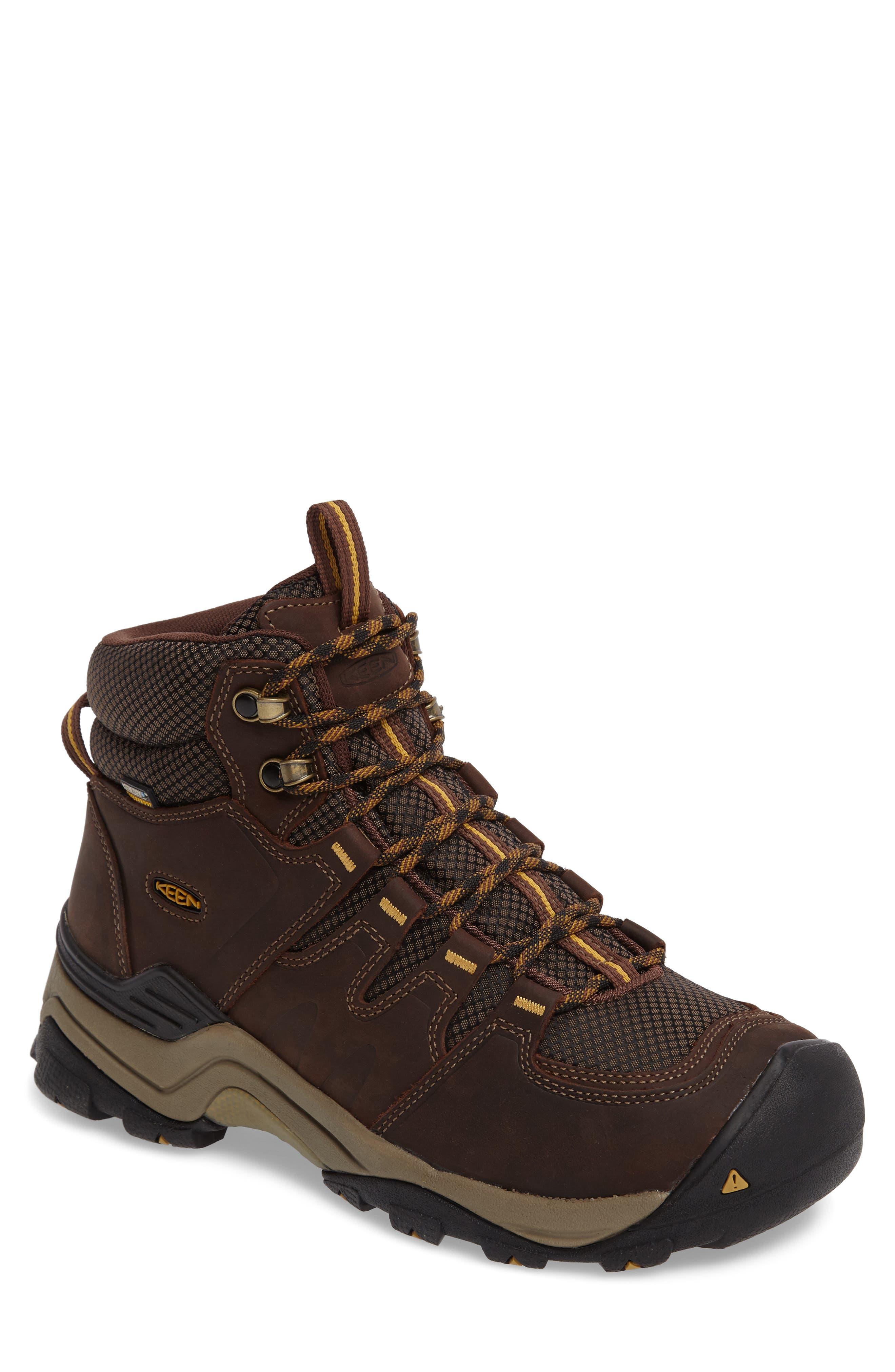 Alternate Image 1 Selected - Keen Gypsum II Waterproof Hiking Boot (Men)