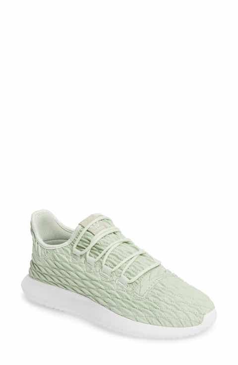 Beige Tubular Invader Strap Shoes adidas US