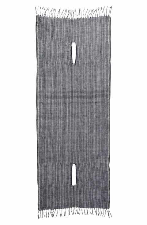 Madewell Vertical Stripe Cape