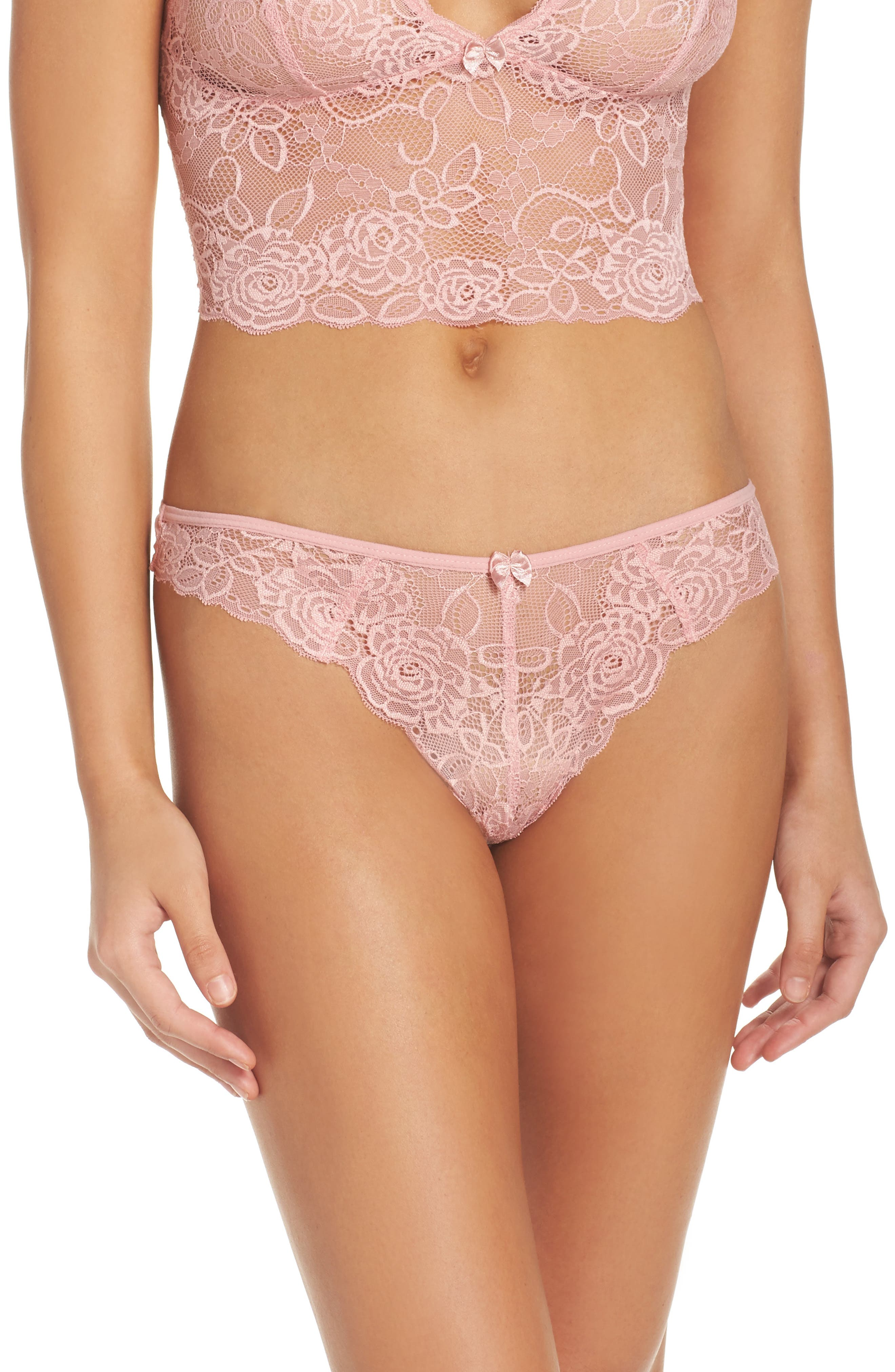 Chelsea28 Lacy Days Thong (3 for $33)